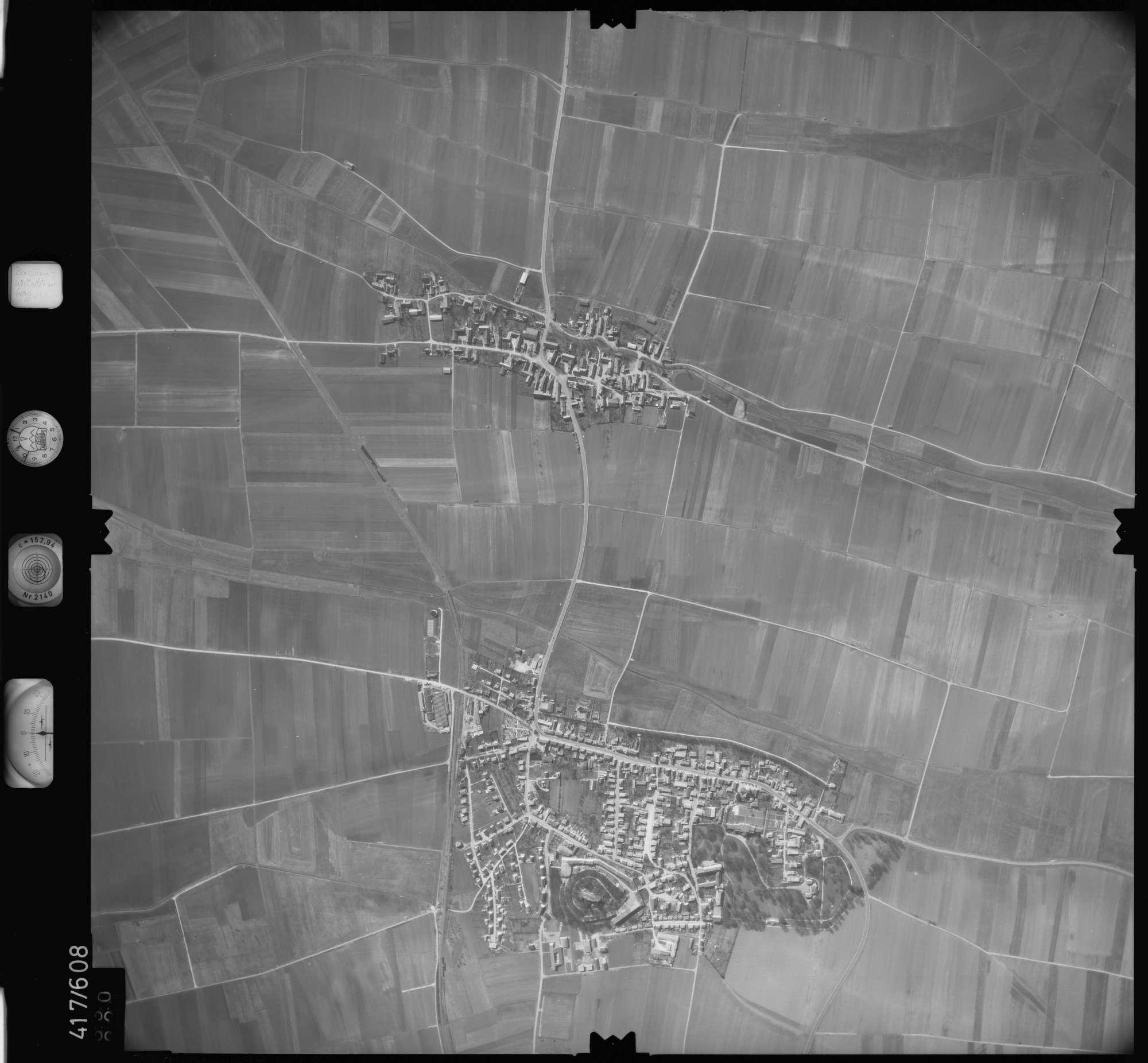 Luftbild: Film 6 Bildnr. 330, Bild 1
