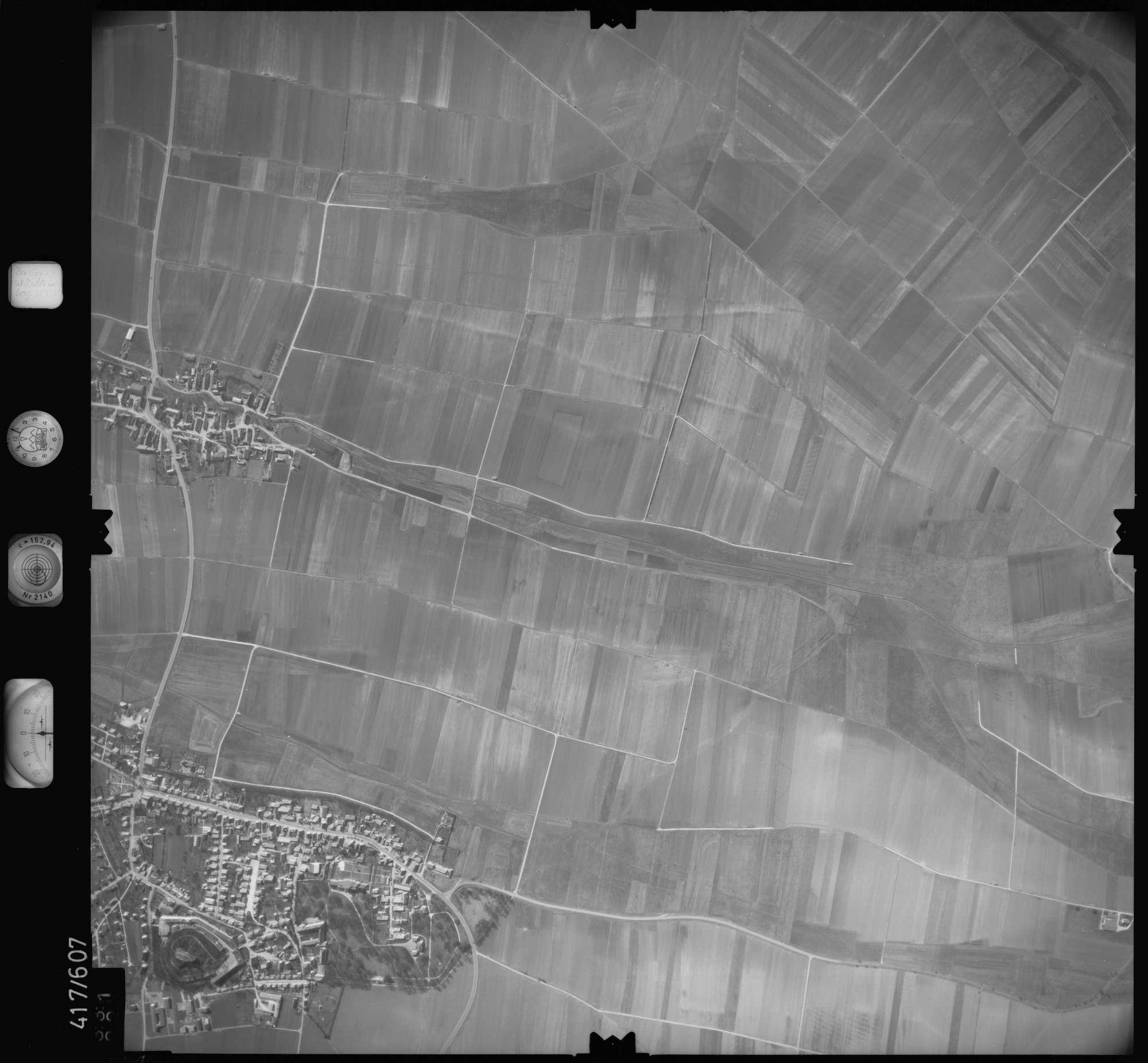 Luftbild: Film 6 Bildnr. 331, Bild 1
