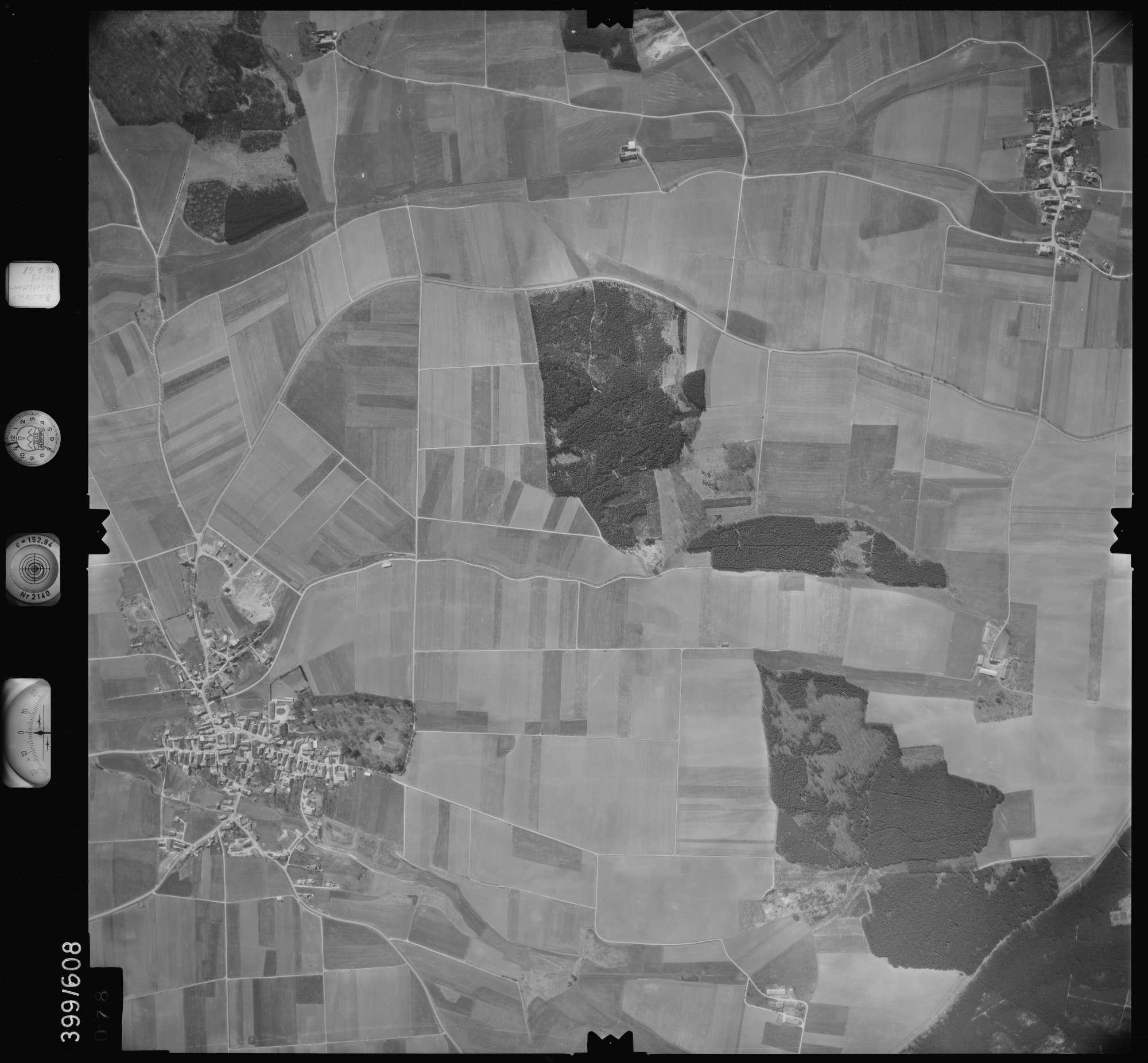 Luftbild: Film 32 Bildnr. 78, Bild 1