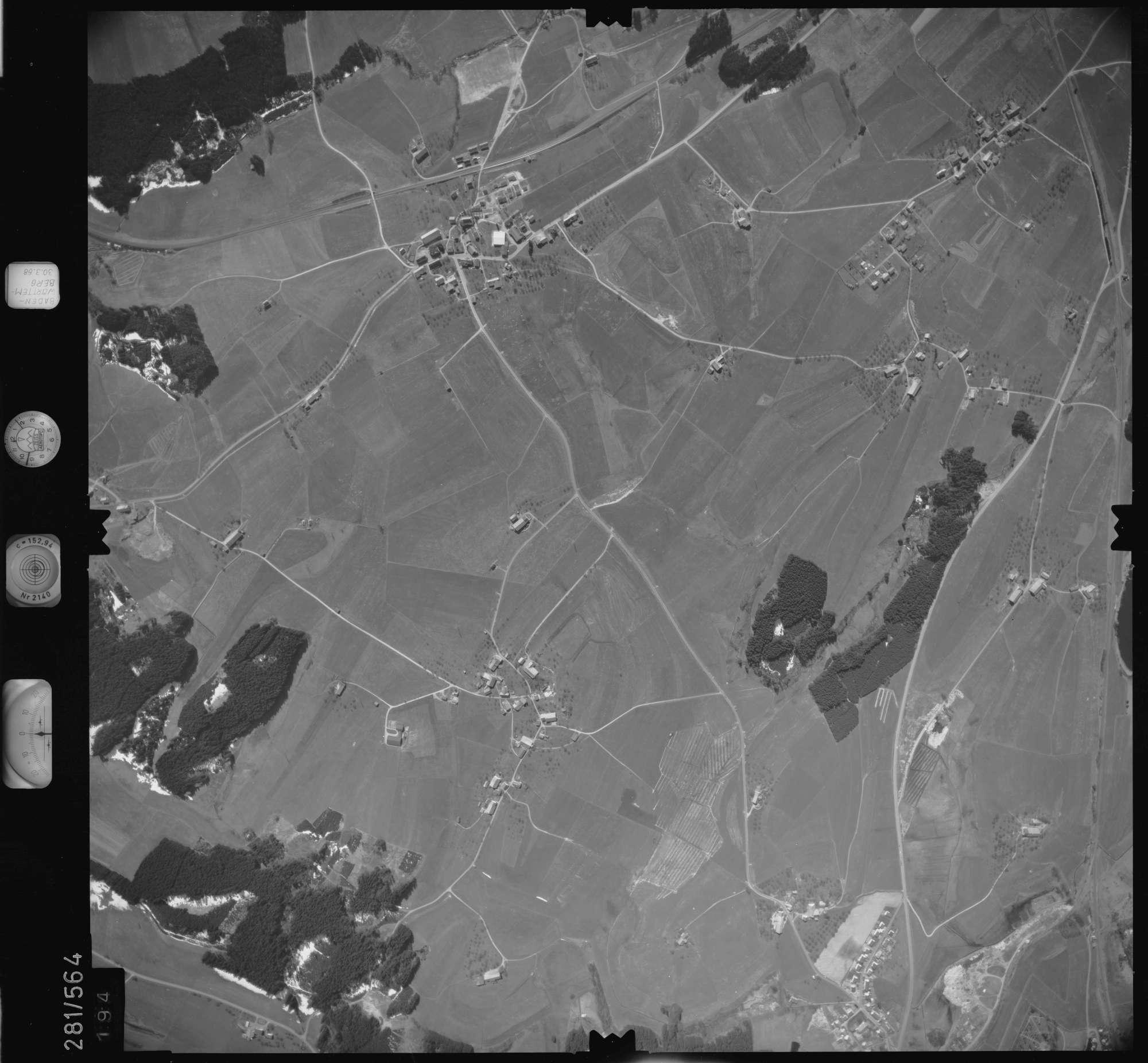 Luftbild: Film 27 Bildnr. 194, Bild 1