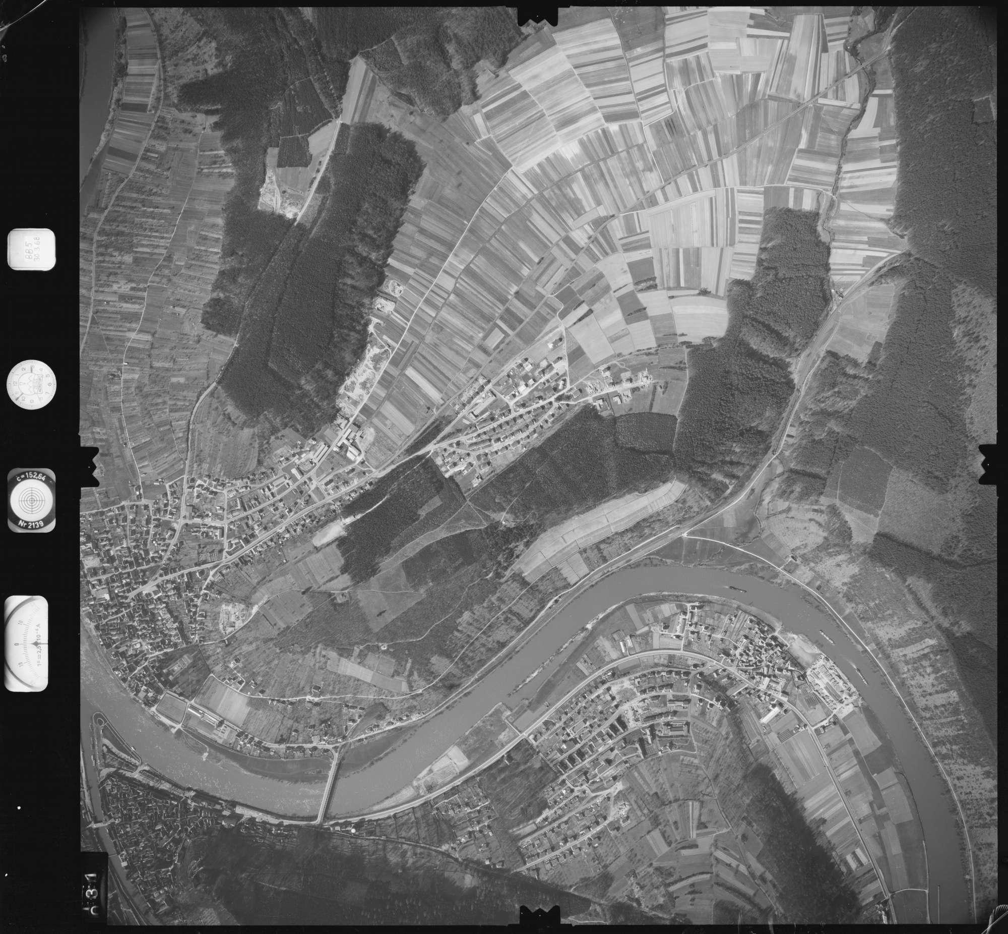Luftbild: Film 885 Bildnr. 31, Bild 1