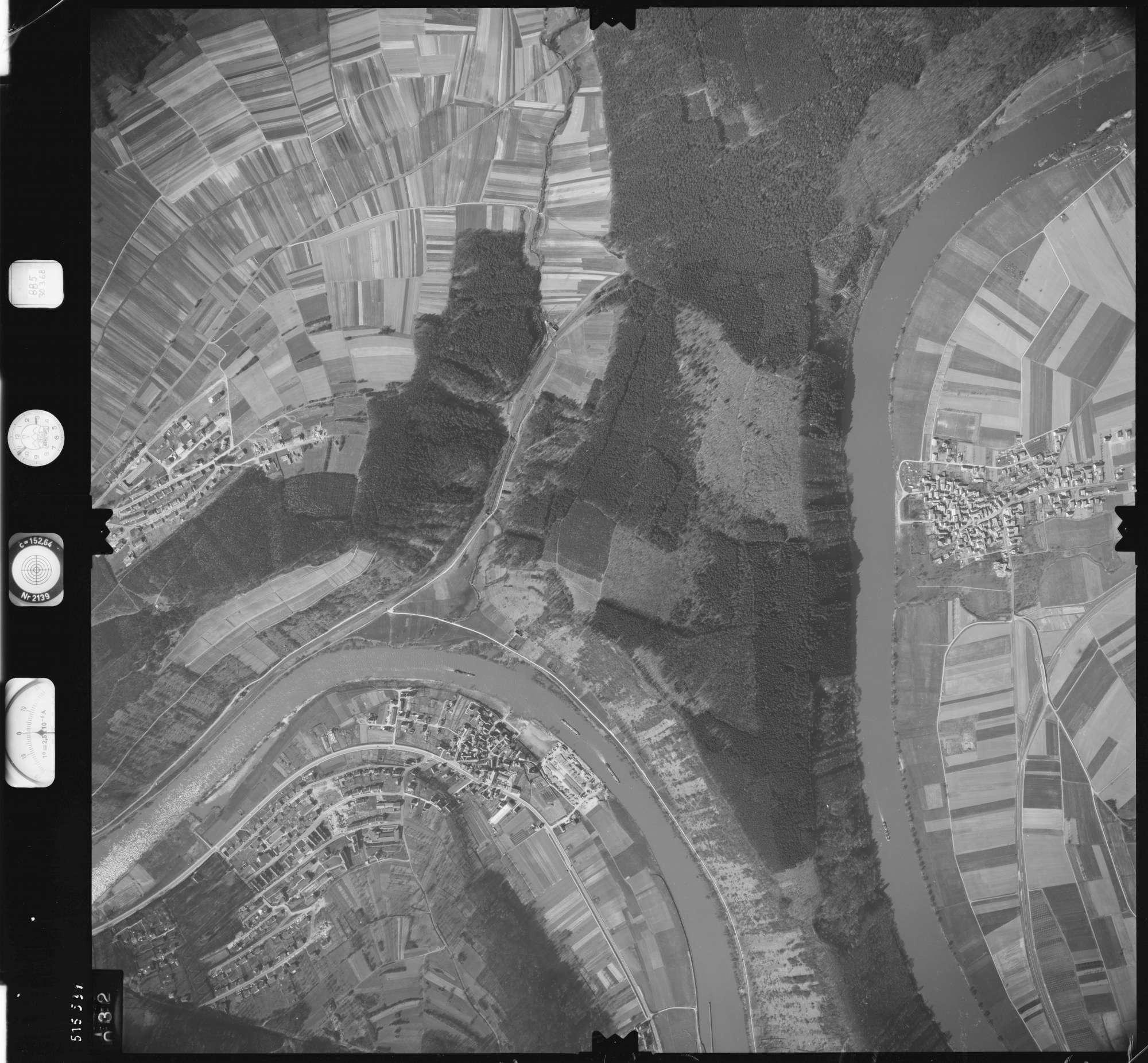 Luftbild: Film 885 Bildnr. 32, Bild 1