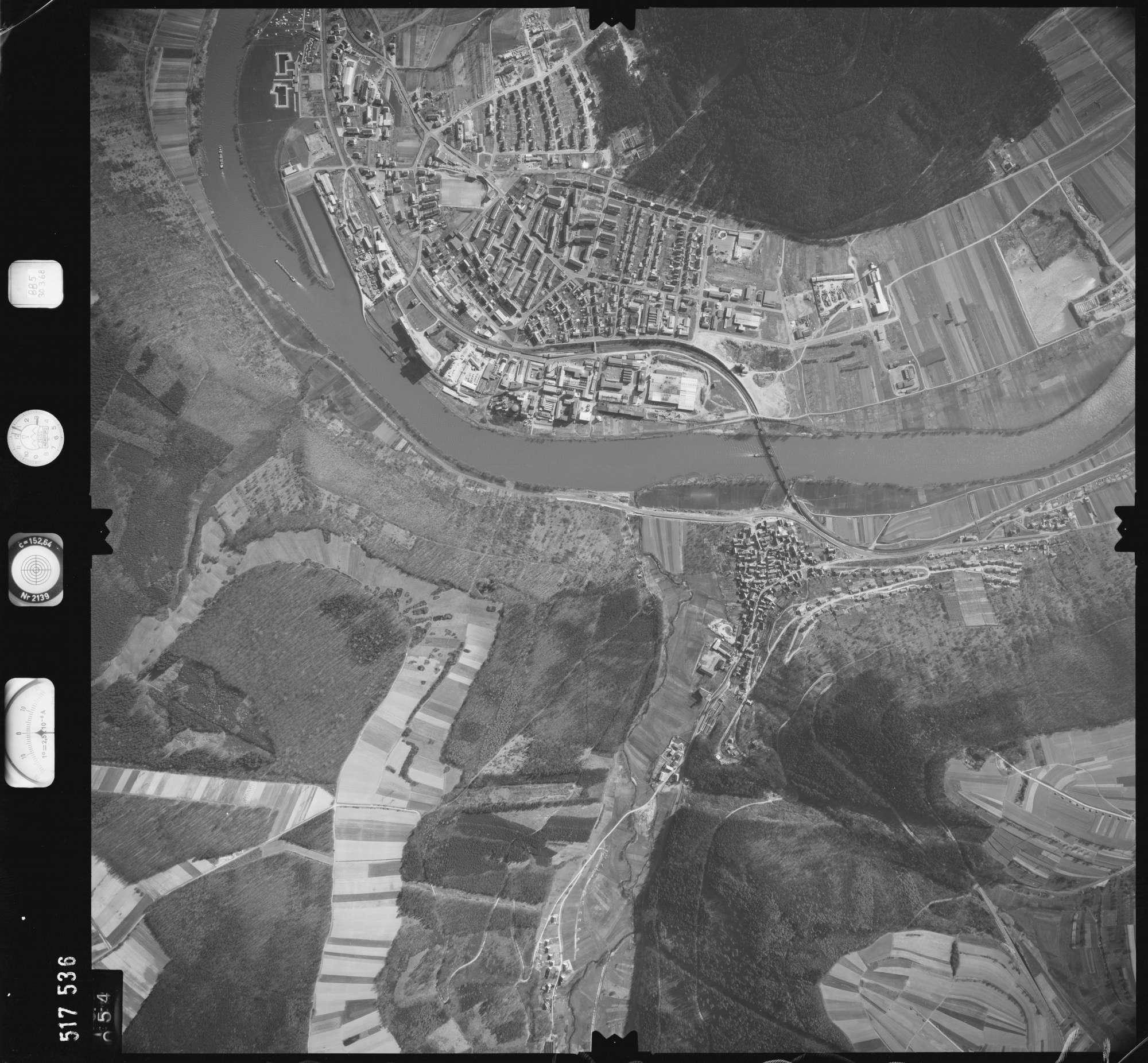 Luftbild: Film 885 Bildnr. 54, Bild 1