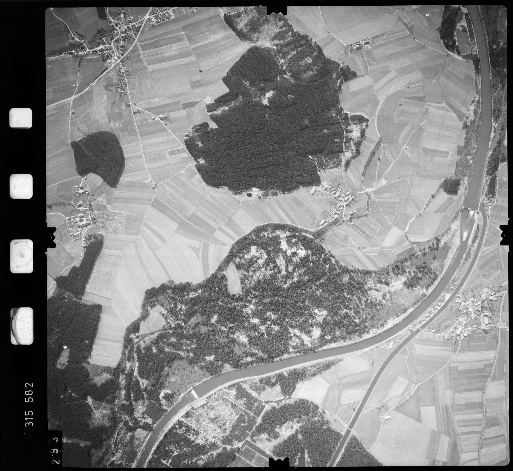 Luftbild: Film 58 Bildnr. 293, Bild 1