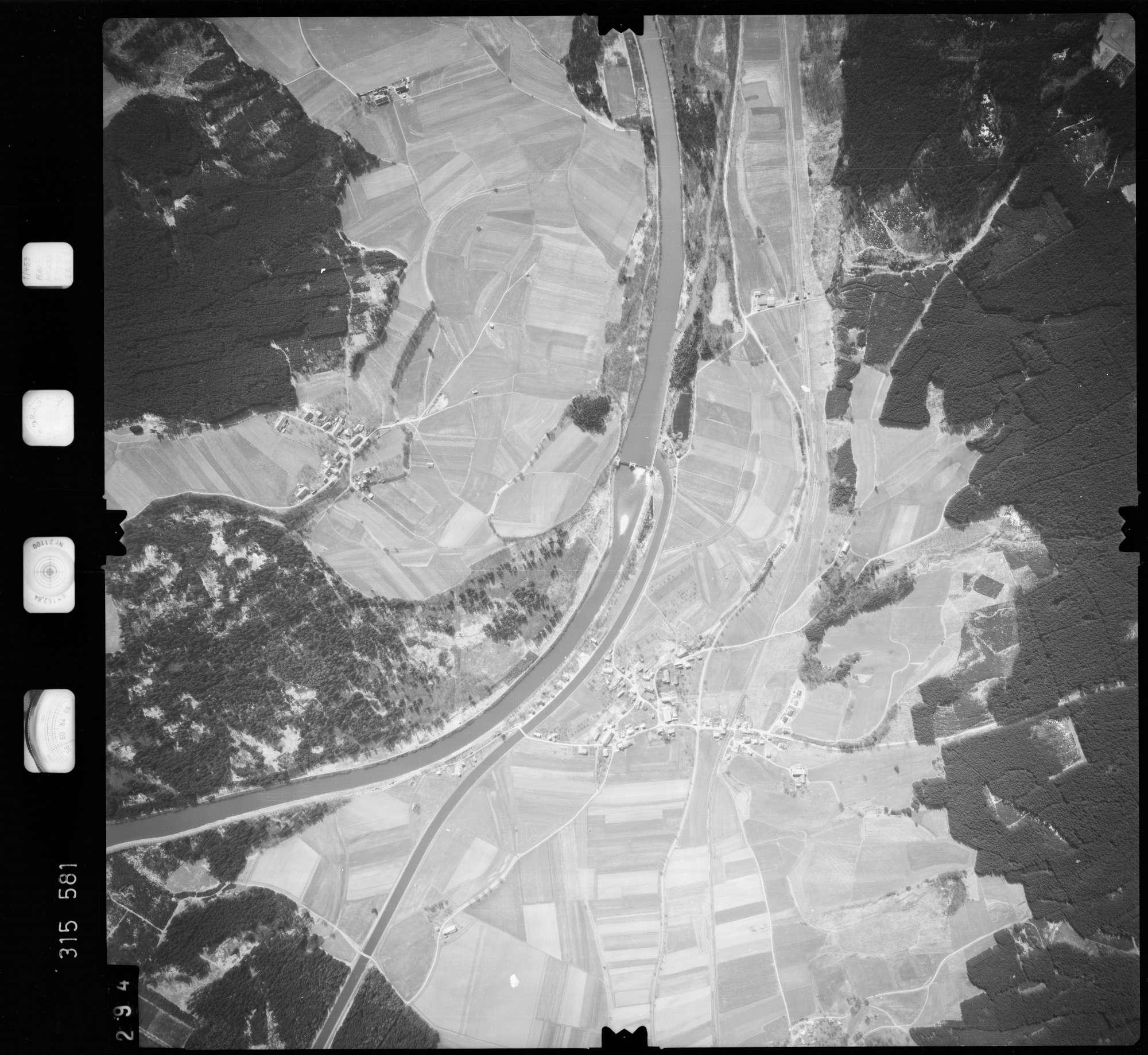Luftbild: Film 58 Bildnr. 294, Bild 1