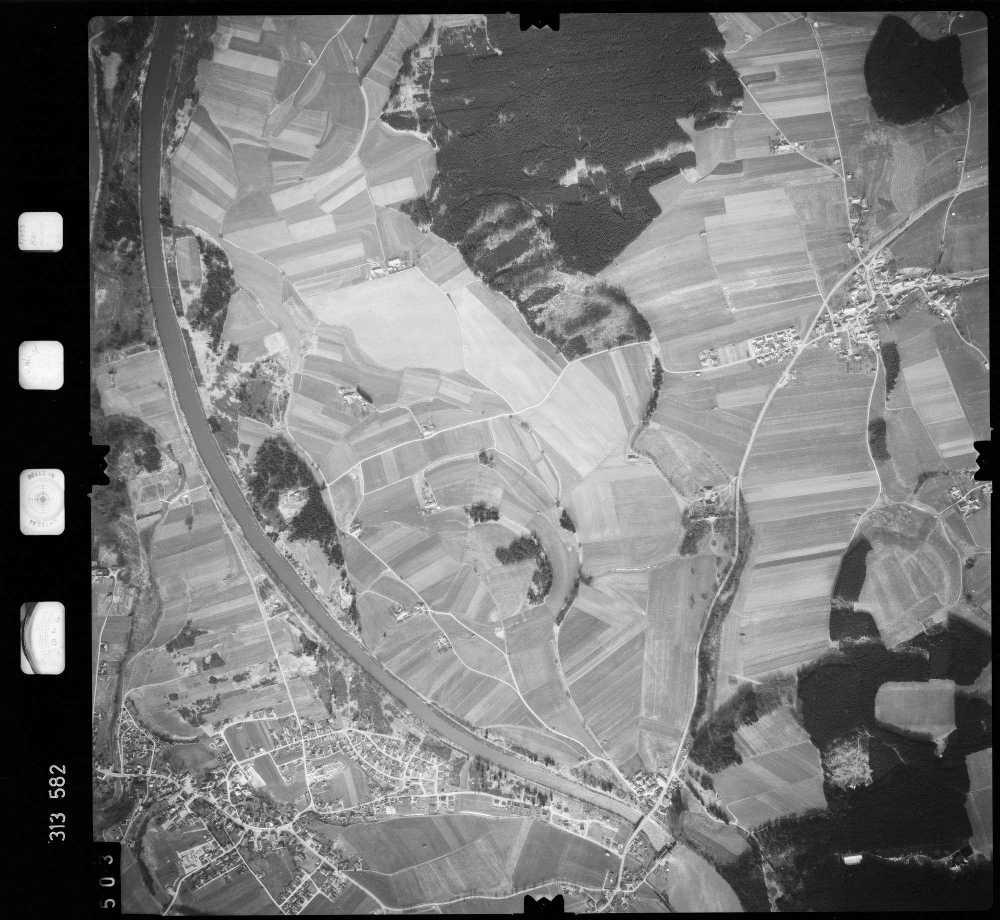 Luftbild: Film 58 Bildnr. 503, Bild 1