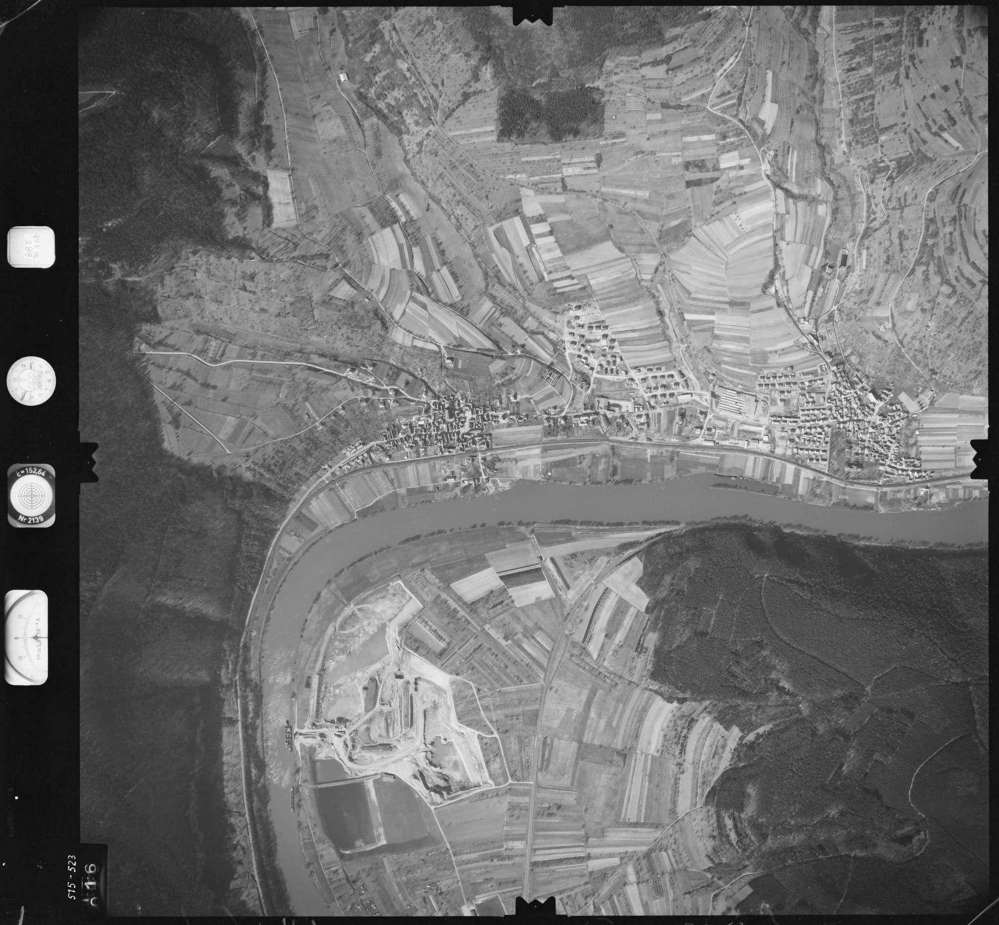 Luftbild: Film 885 Bildnr. 16, Bild 1