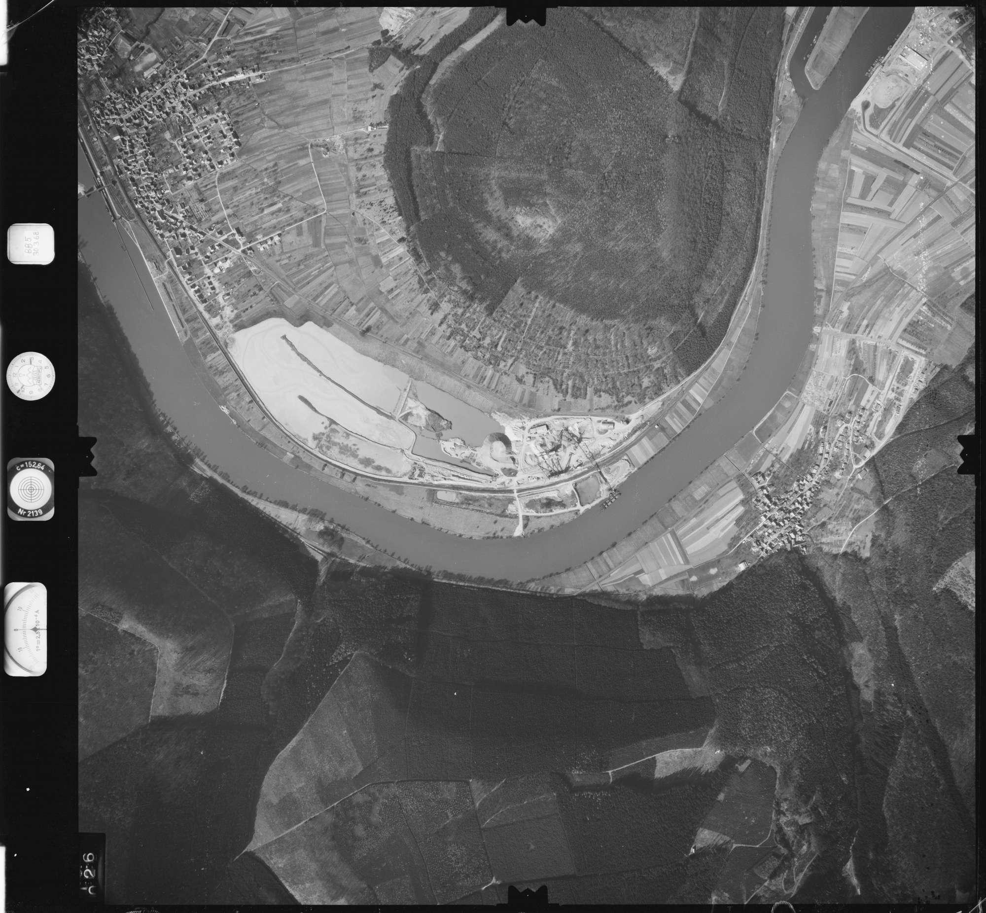 Luftbild: Film 885 Bildnr. 26, Bild 1