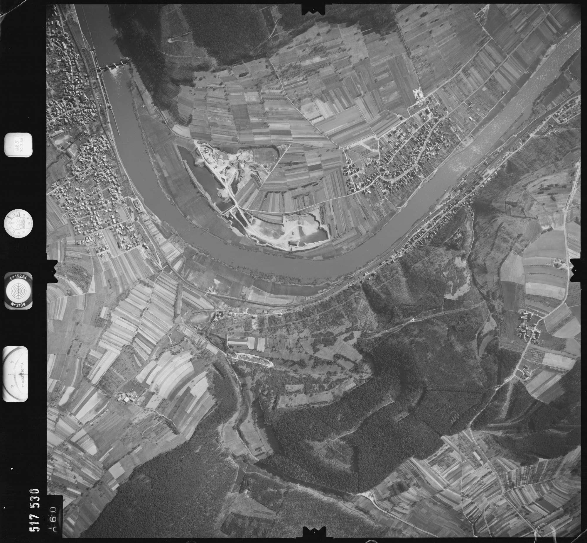 Luftbild: Film 885 Bildnr. 60, Bild 1