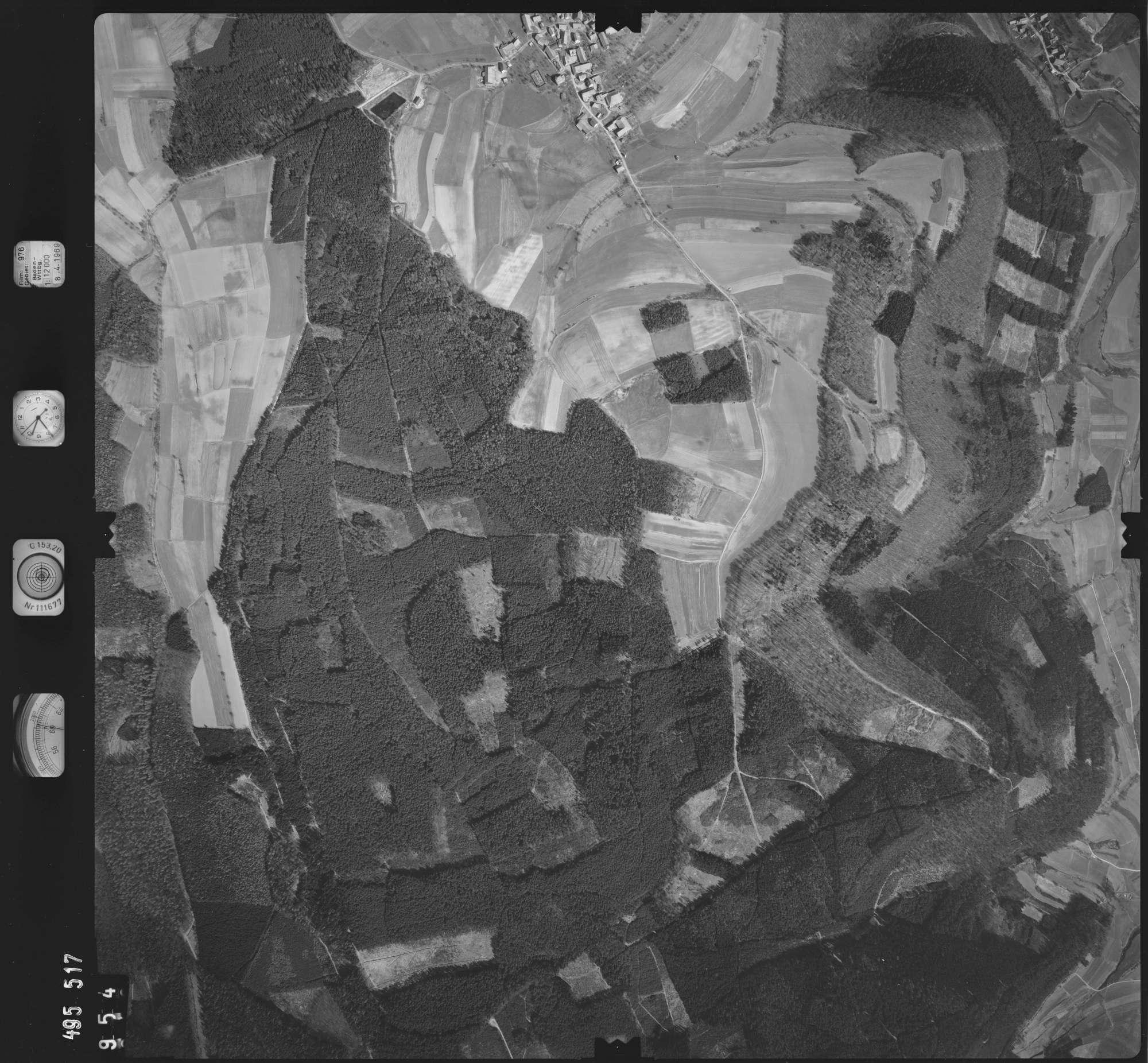 Luftbild: Film 976 Bildnr. 954, Bild 1