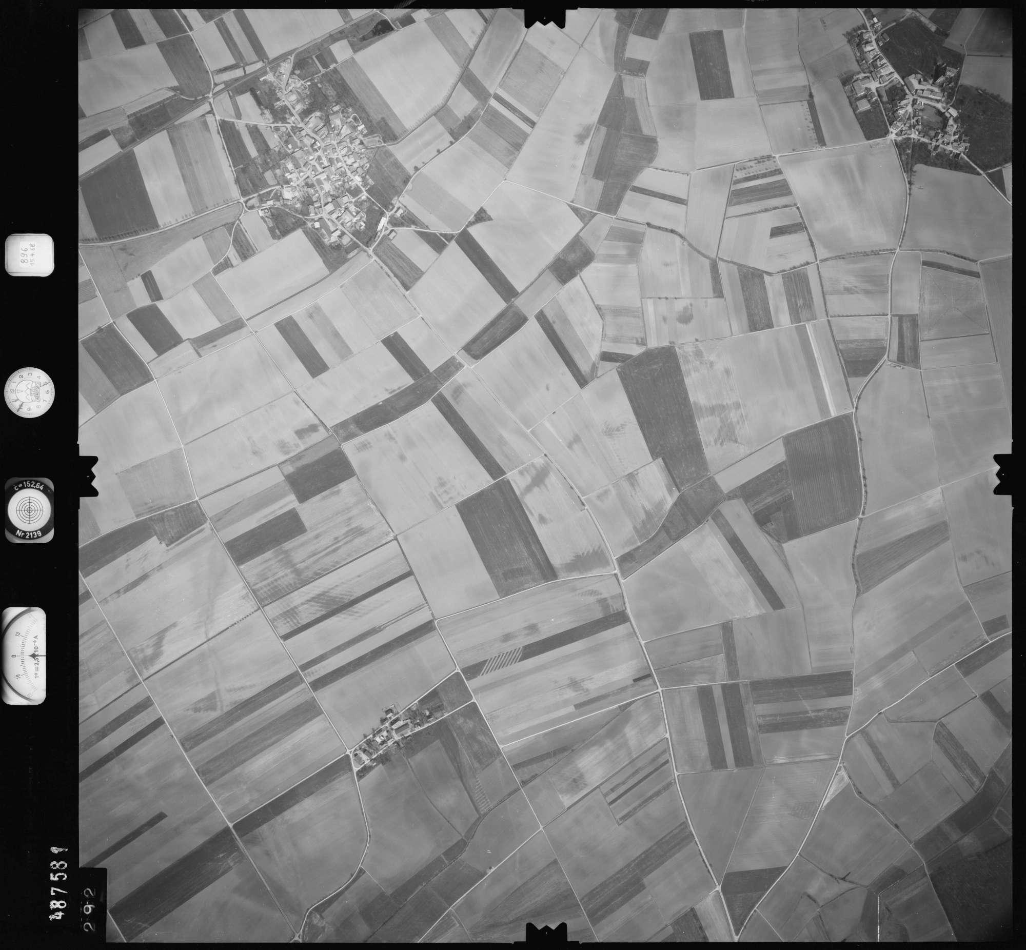Luftbild: Film 896 Bildnr. 292, Bild 1