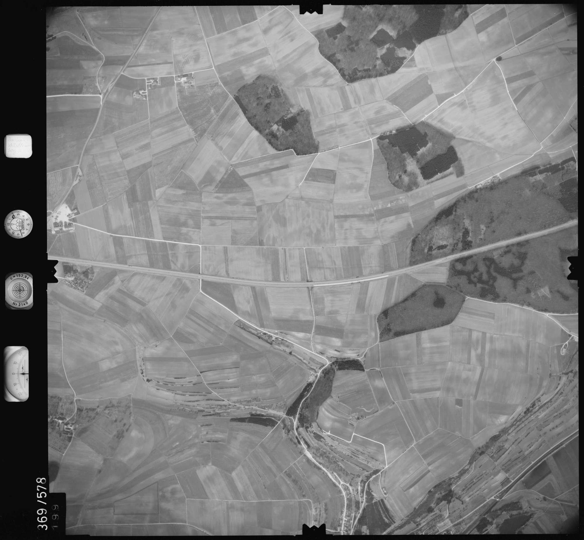 Luftbild: Film 35 Bildnr. 199, Bild 1