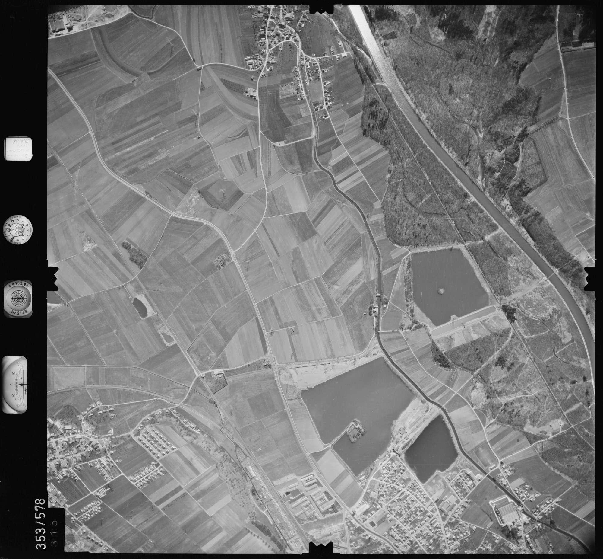 Luftbild: Film 41 Bildnr. 315, Bild 1