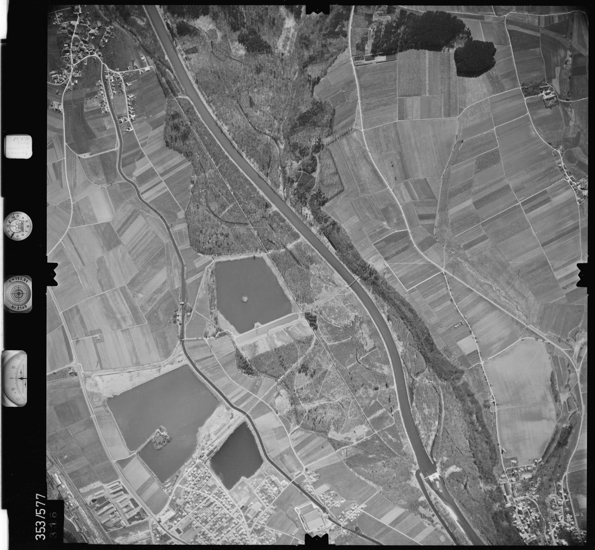 Luftbild: Film 41 Bildnr. 316, Bild 1