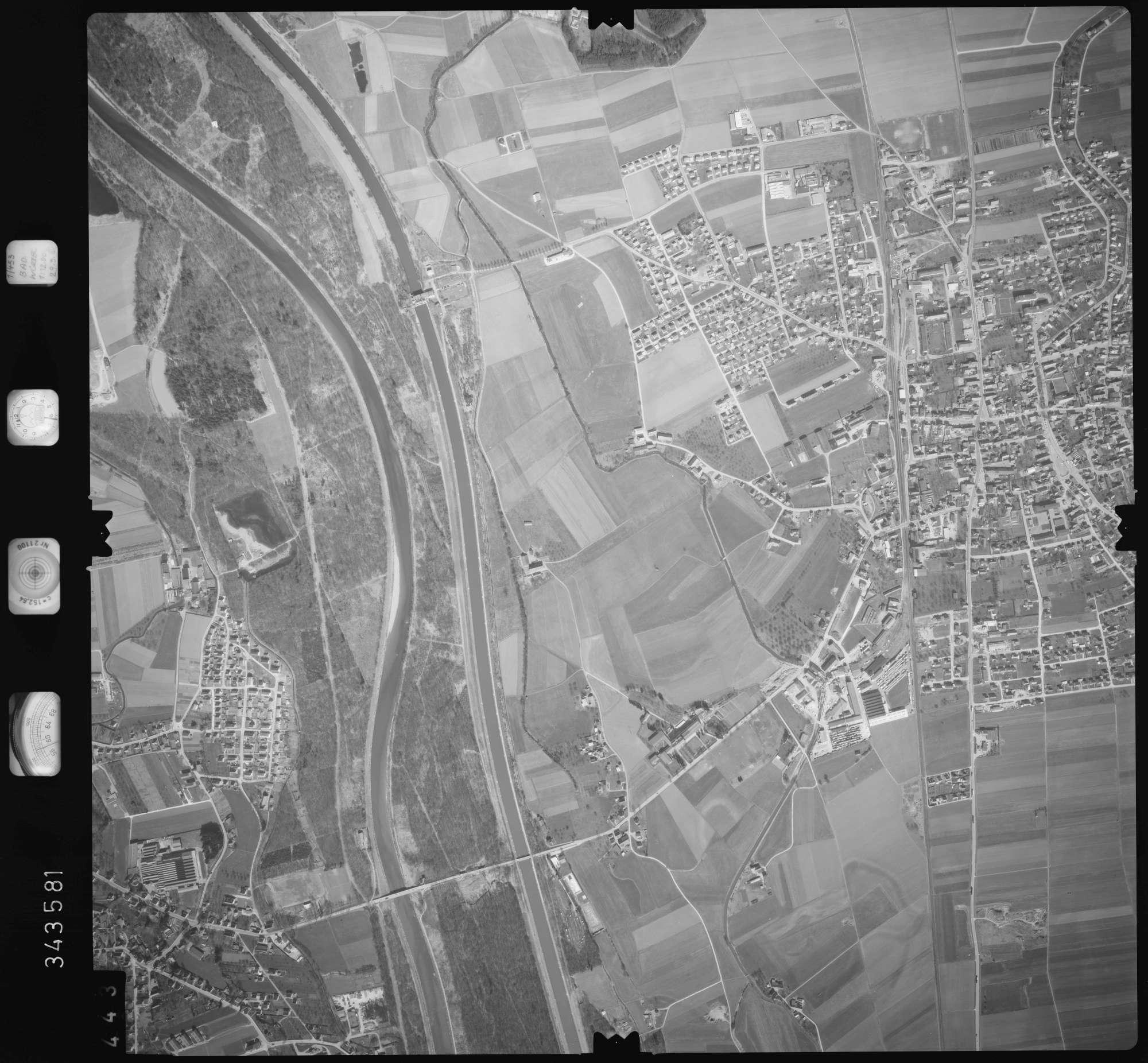 Luftbild: Film 46 Bildnr. 443, Bild 1