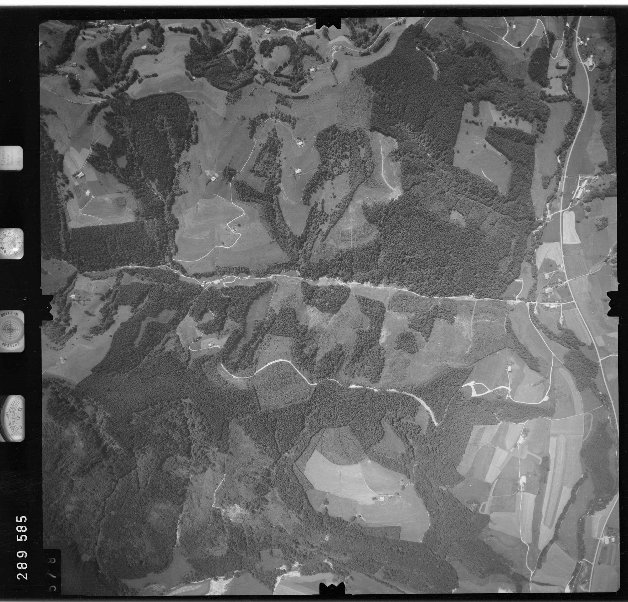 Luftbild: Film 76 Bildnr. 578, Bild 1