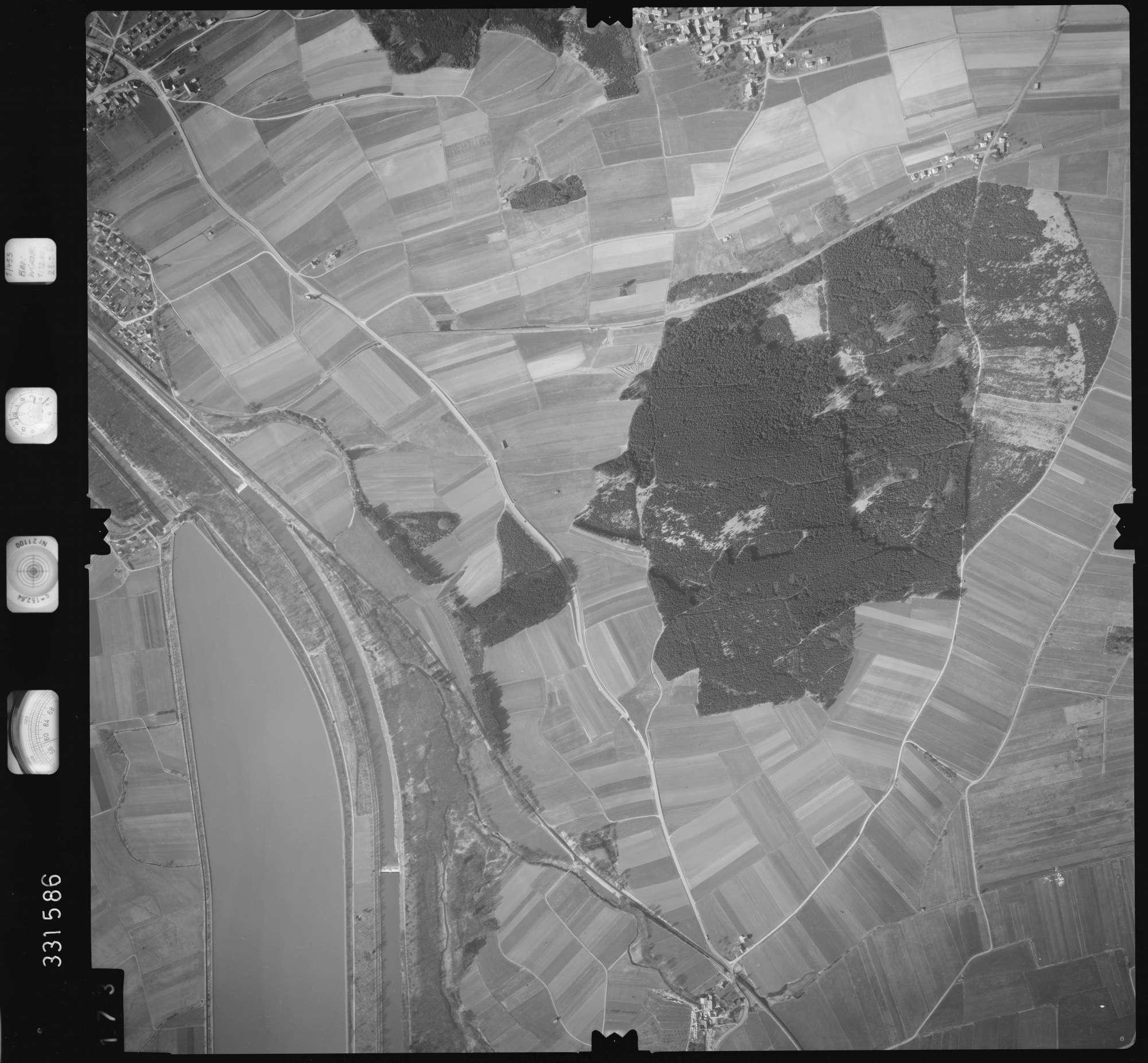 Luftbild: Film 51 Bildnr. 173, Bild 1