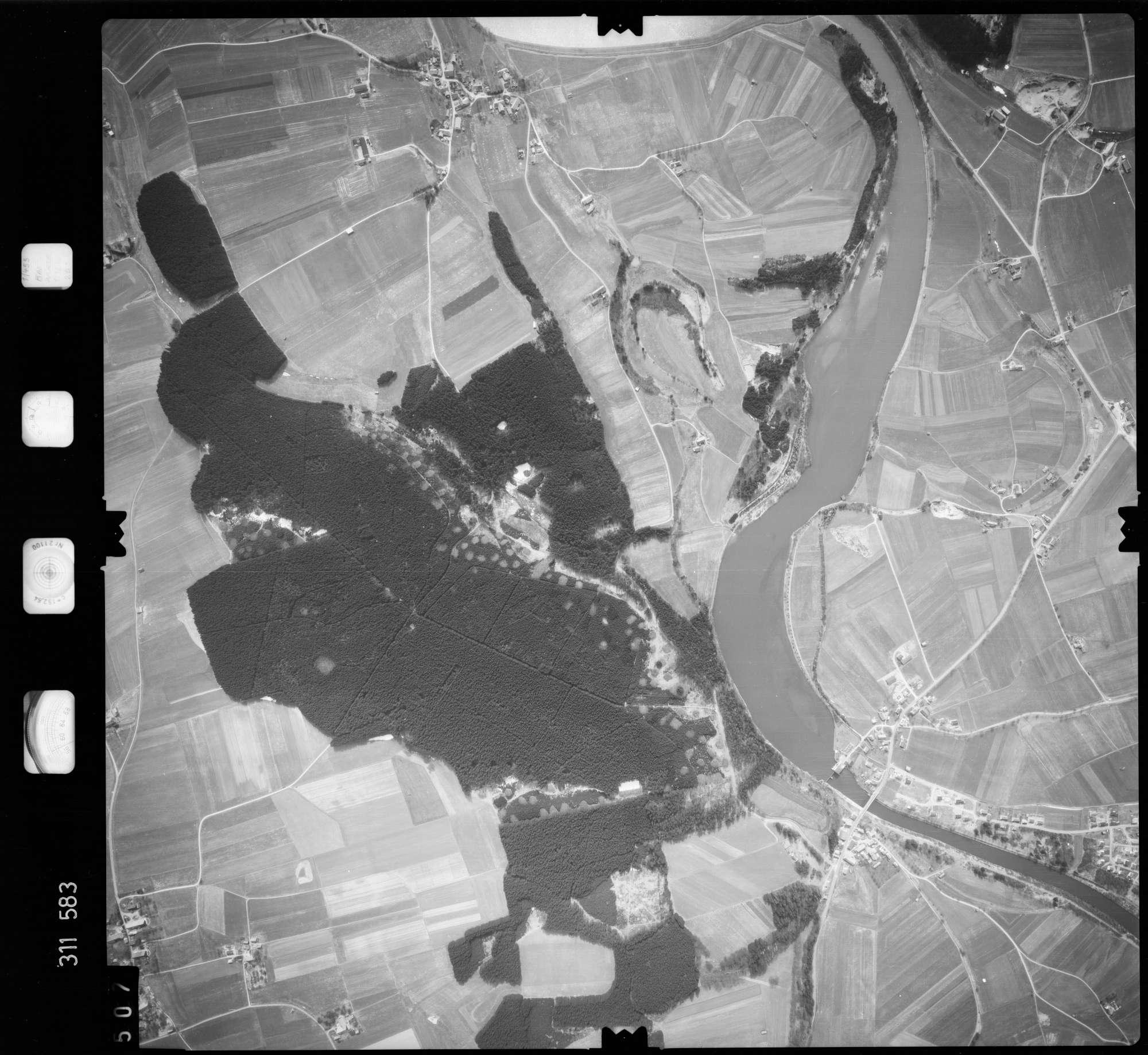 Luftbild: Film 58 Bildnr. 507, Bild 1