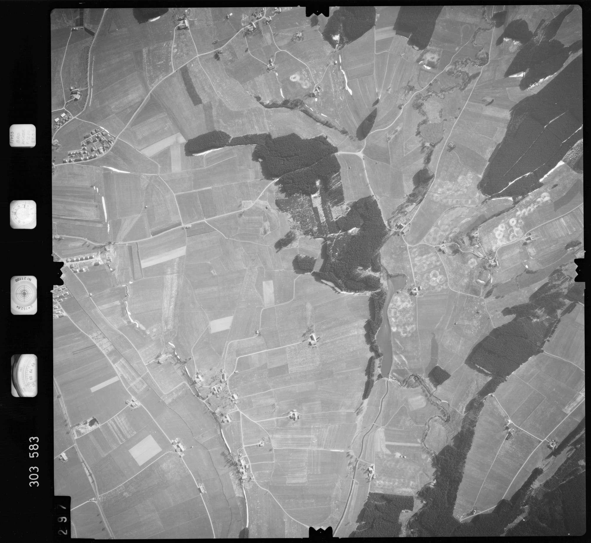 Luftbild: Film 64 Bildnr. 297, Bild 1