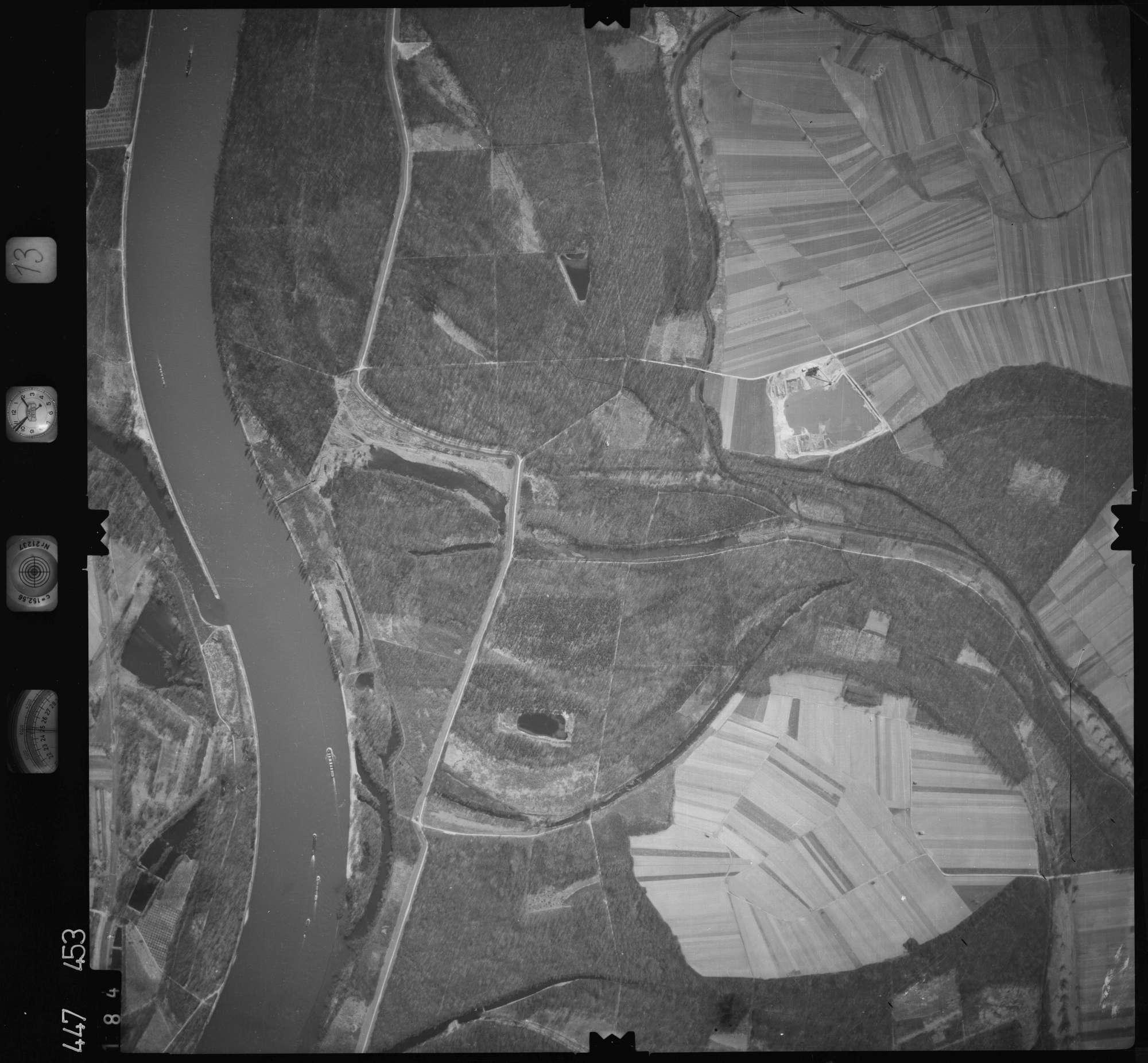 Luftbild: Film 13 Bildnr. 184, Bild 1