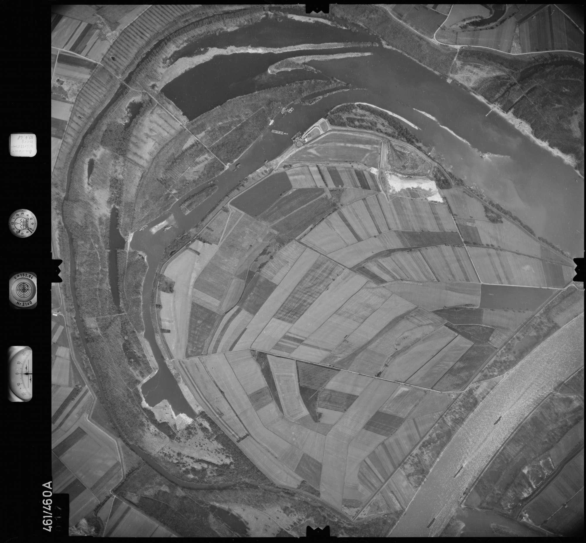 Luftbild: Film 103 Bildnr. 17, Bild 1