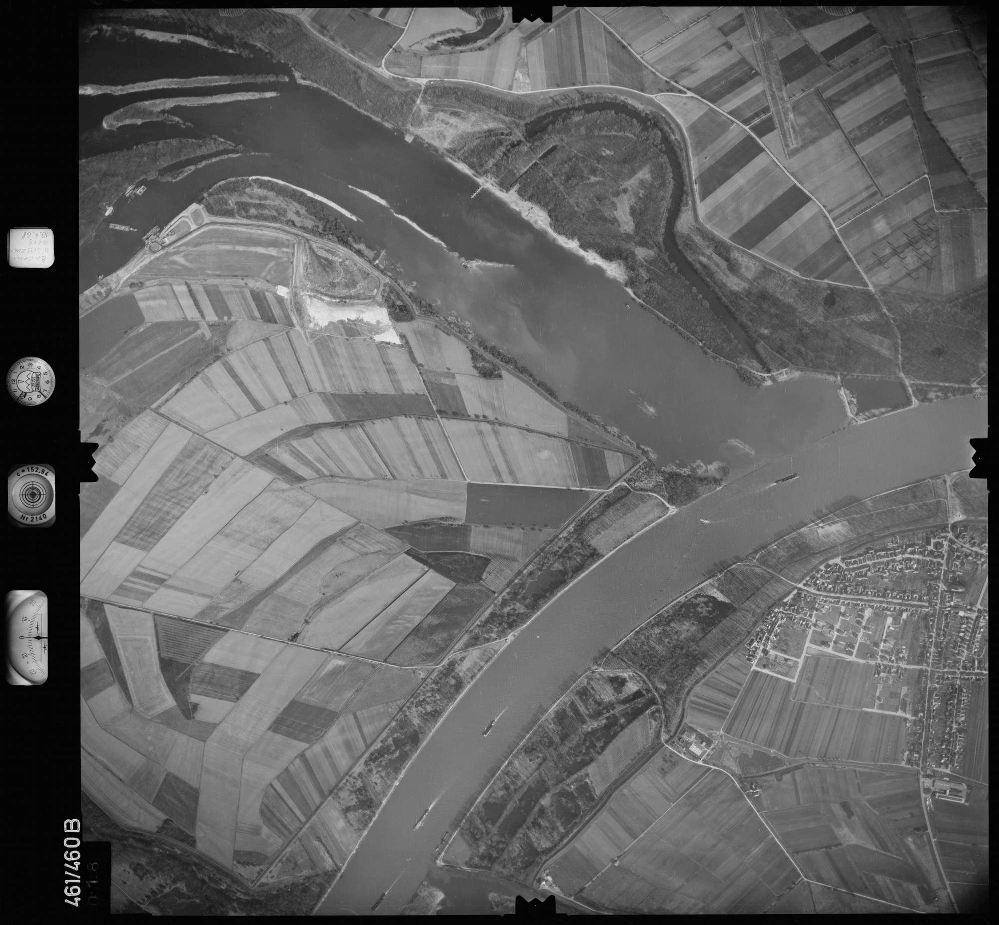 Luftbild: Film 103 Bildnr. 18, Bild 1