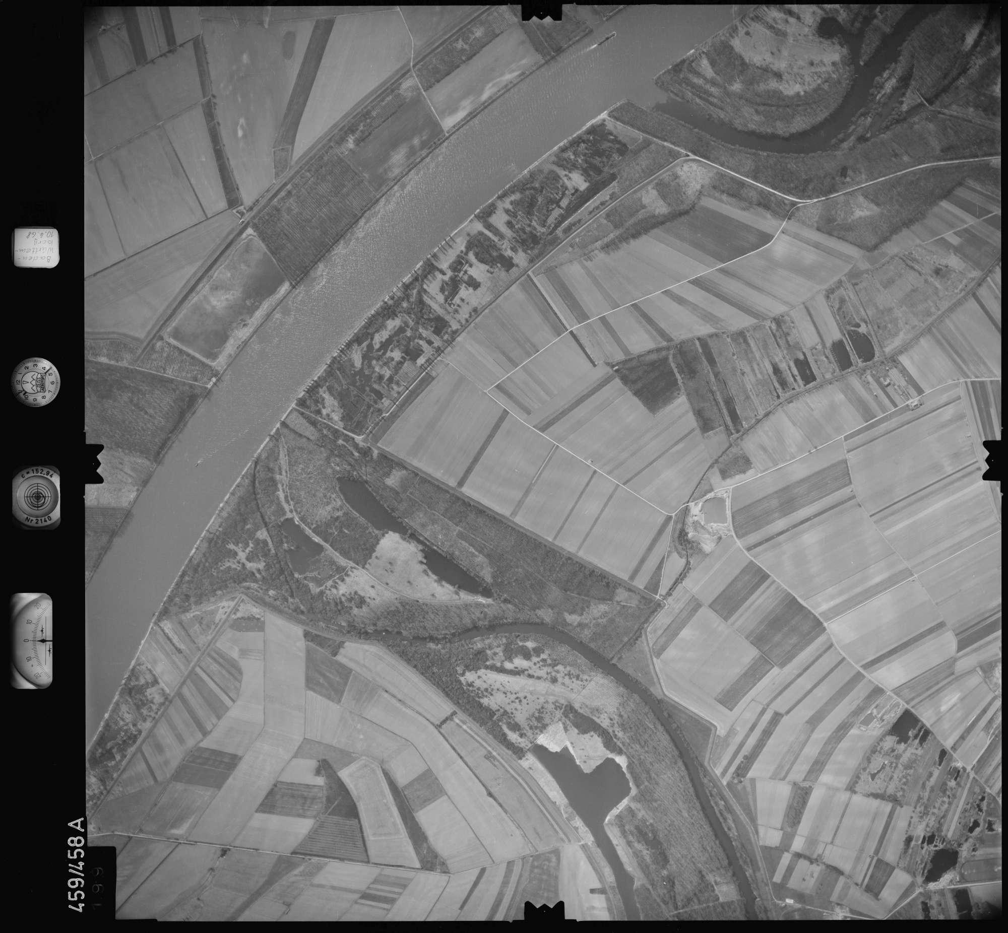 Luftbild: Film 103 Bildnr. 199, Bild 1