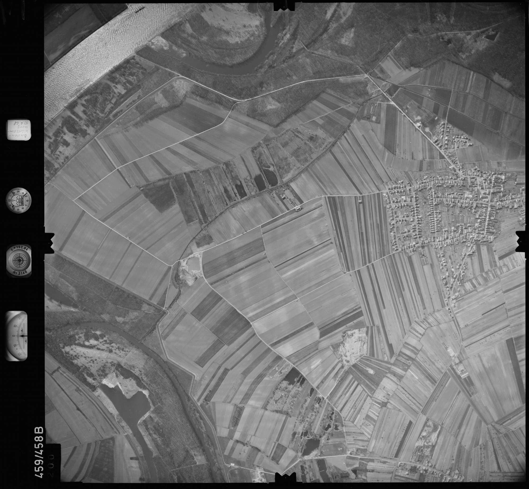 Luftbild: Film 103 Bildnr. 200, Bild 1