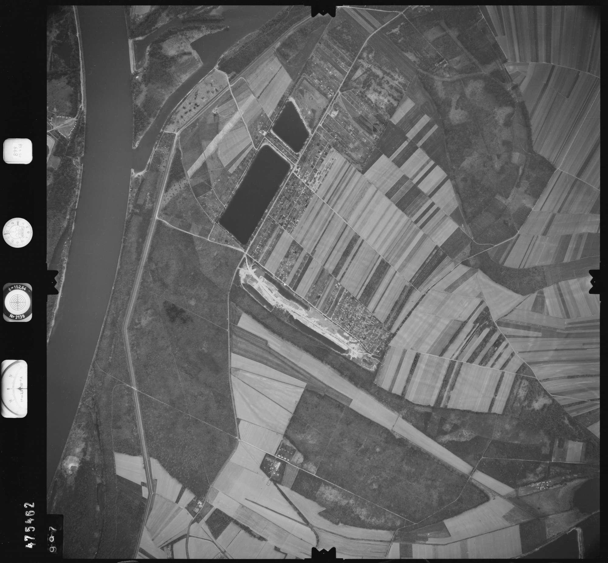 Luftbild: Film 899 Bildnr. 997, Bild 1