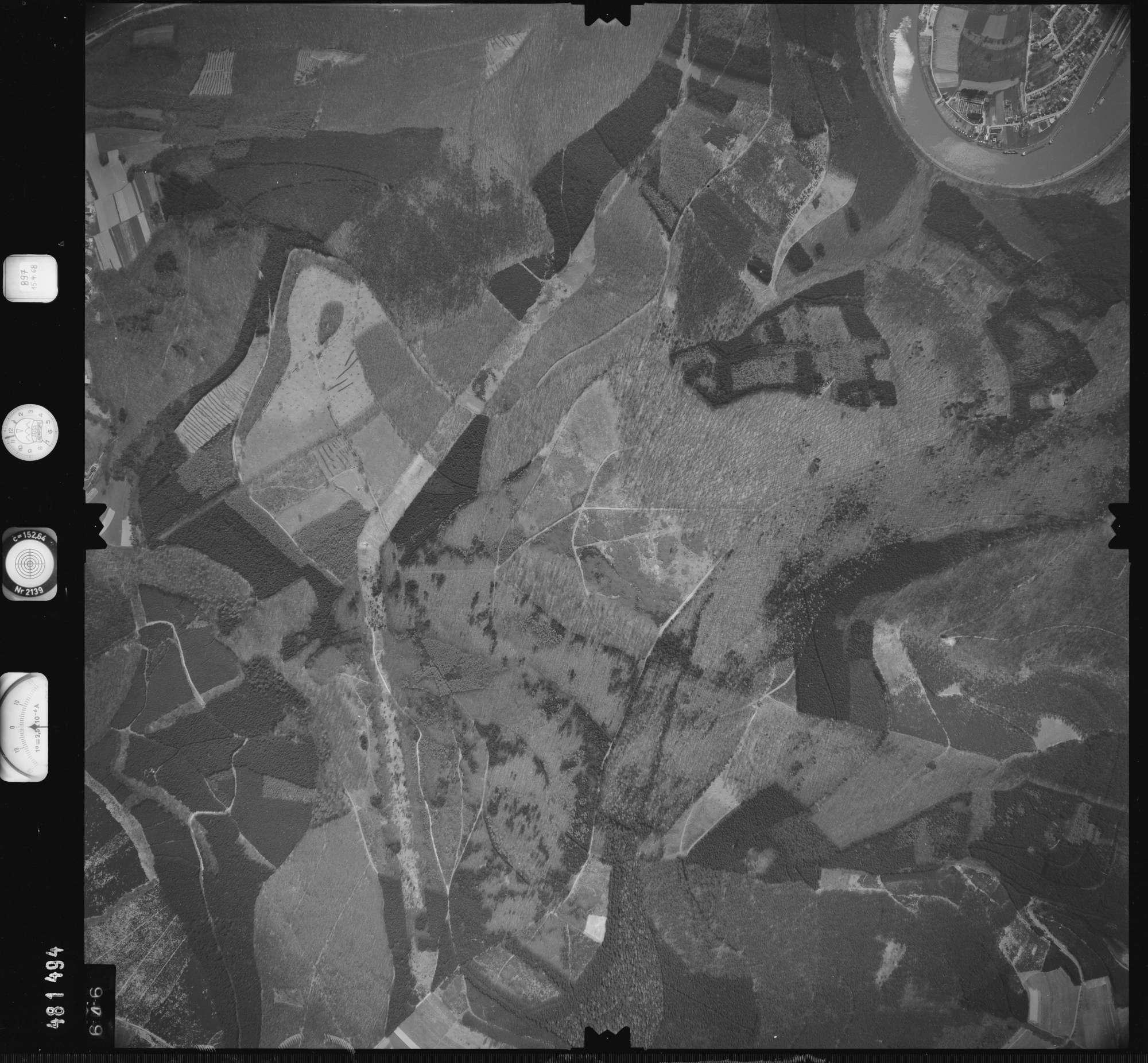 Luftbild: Film 897 Bildnr. 646, Bild 1