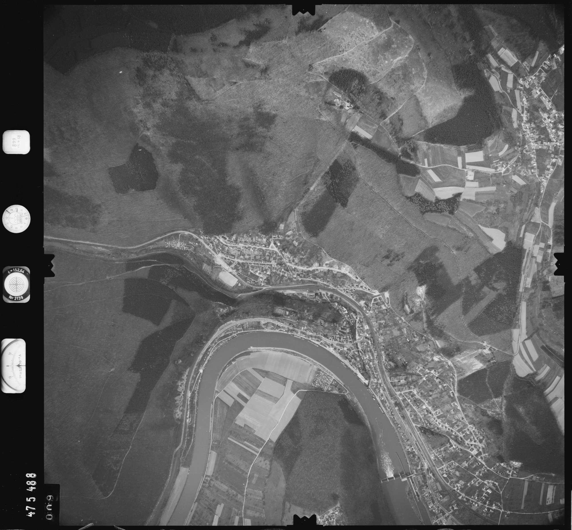 Luftbild: Film 899 Bildnr. 9, Bild 1