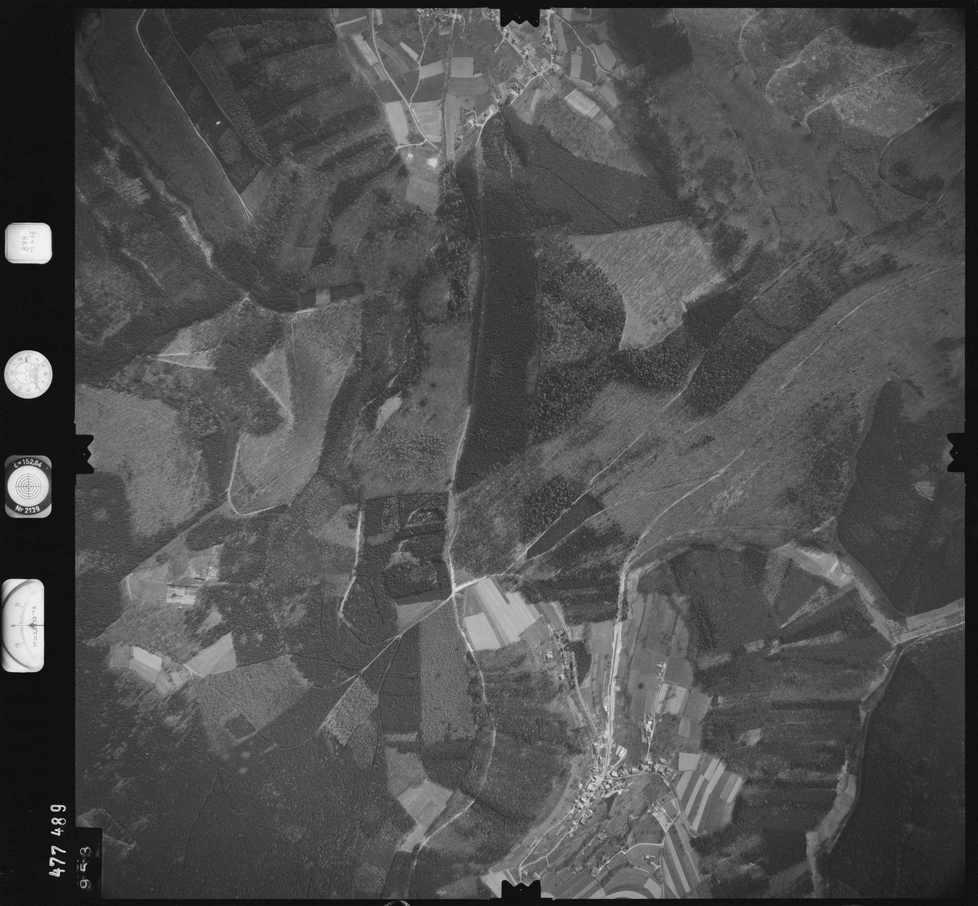 Luftbild: Film 899 Bildnr. 953, Bild 1