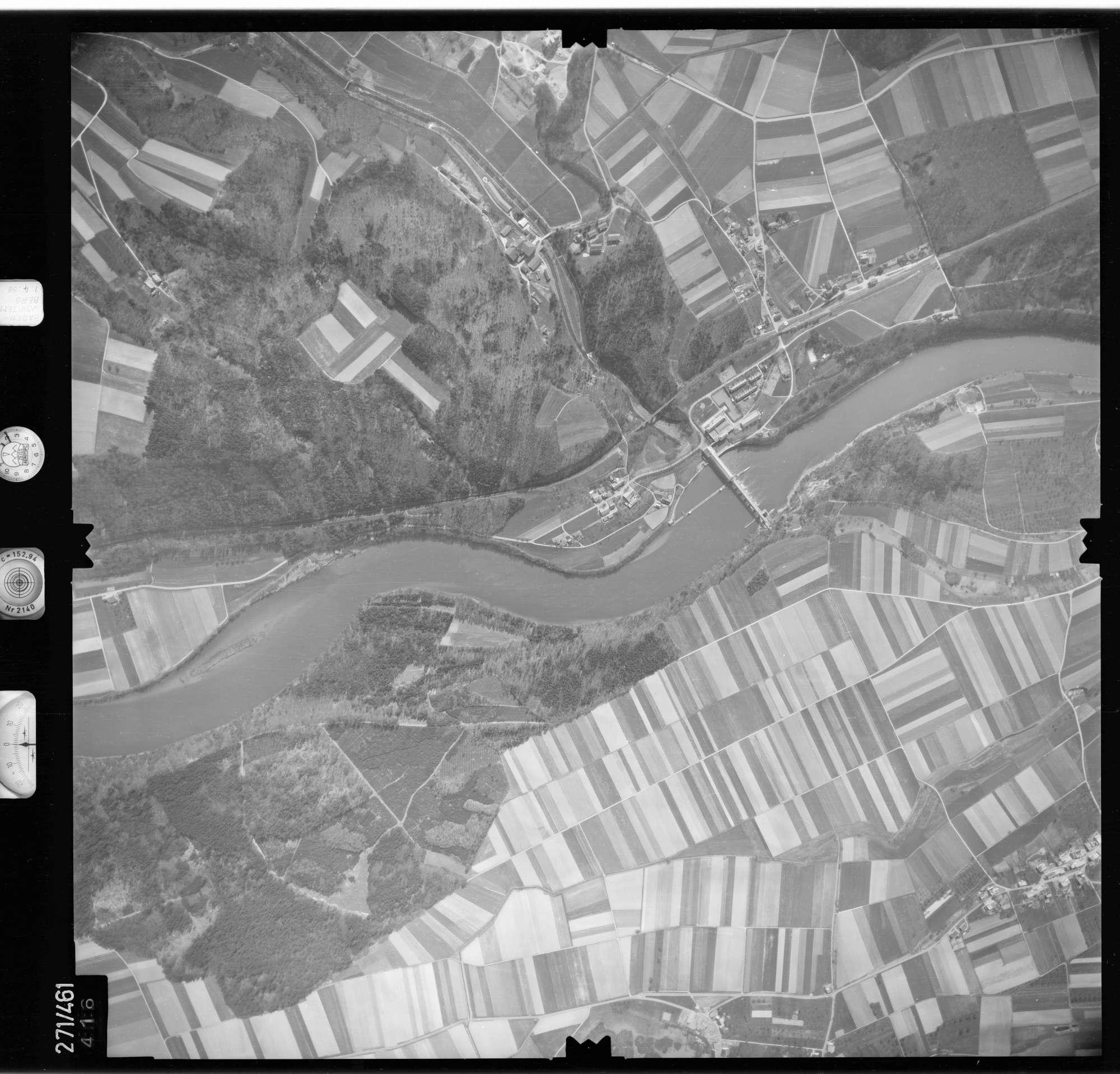 Luftbild: Film 81 Bildnr. 416, Bild 1