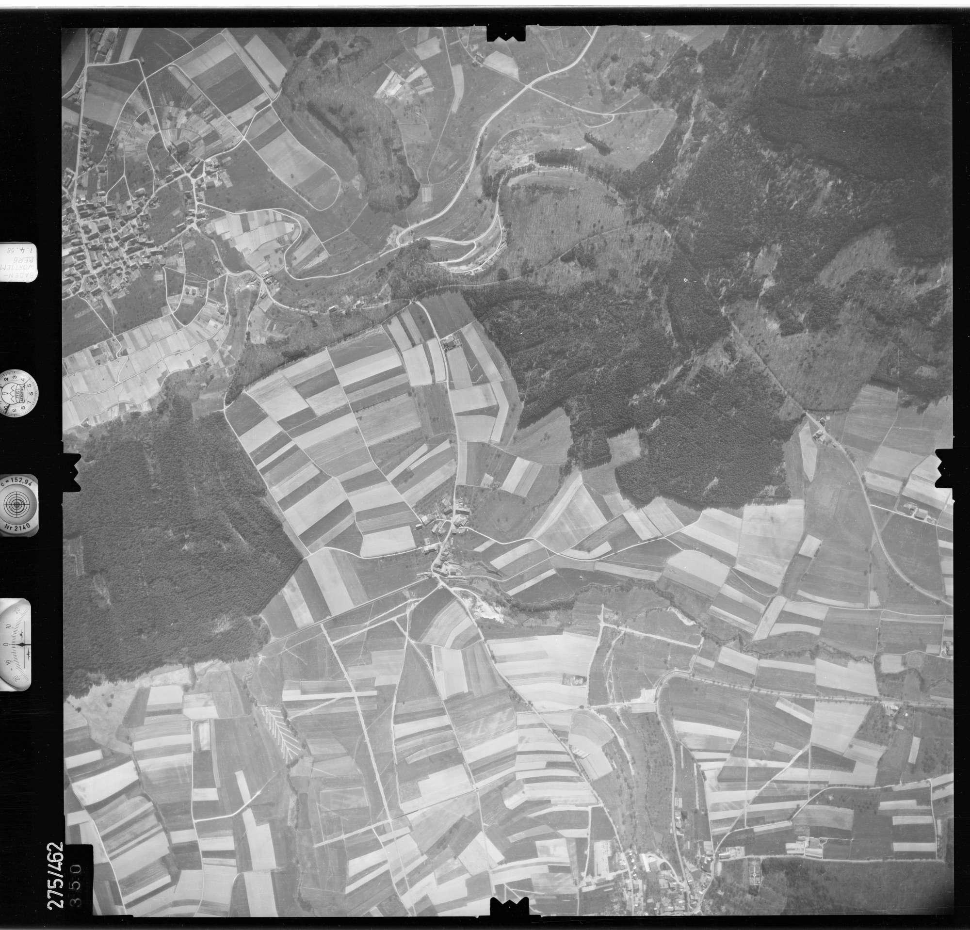 Luftbild: Film 81 Bildnr. 350, Bild 1