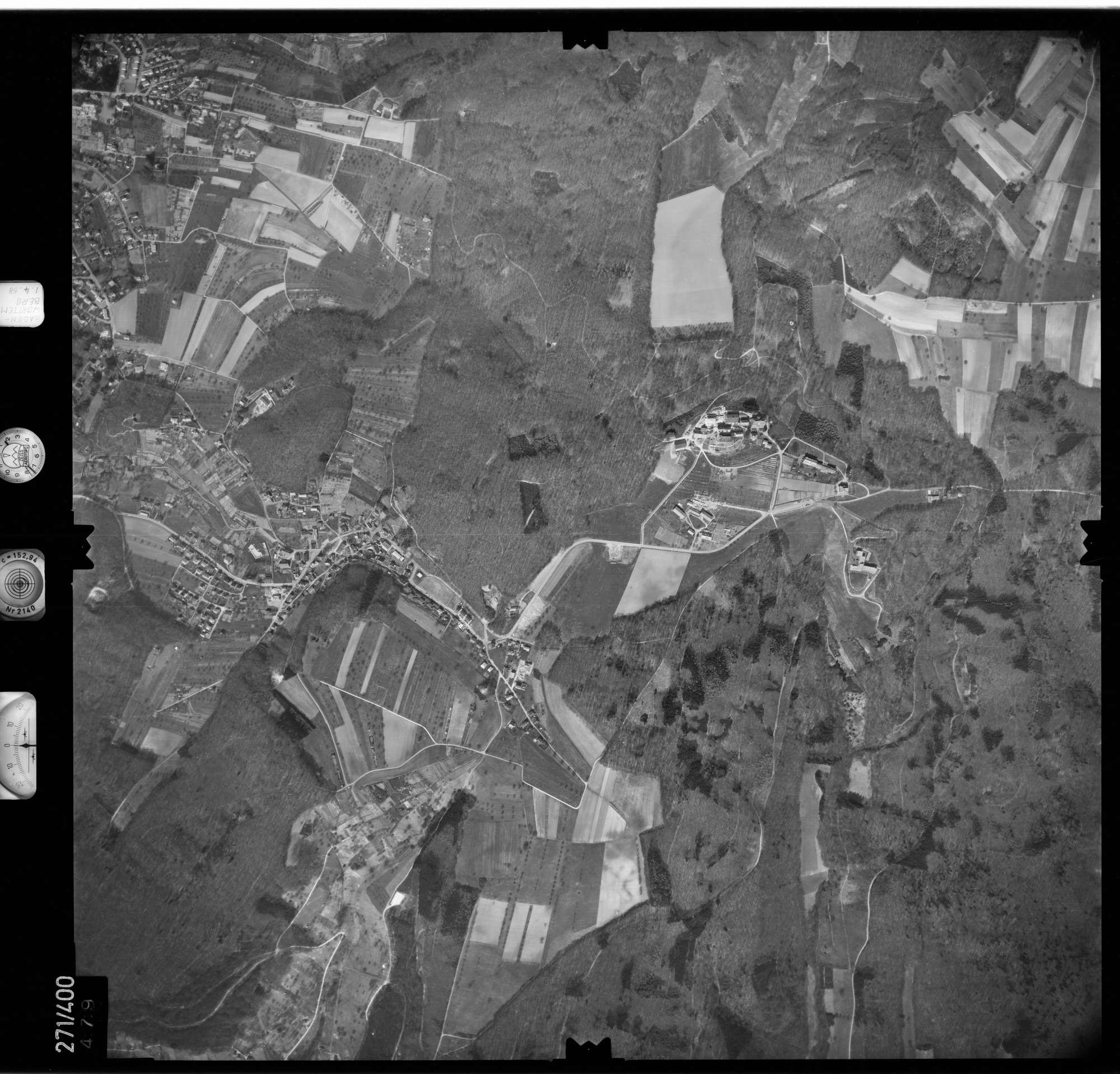 Luftbild: Film 81 Bildnr. 479, Bild 1