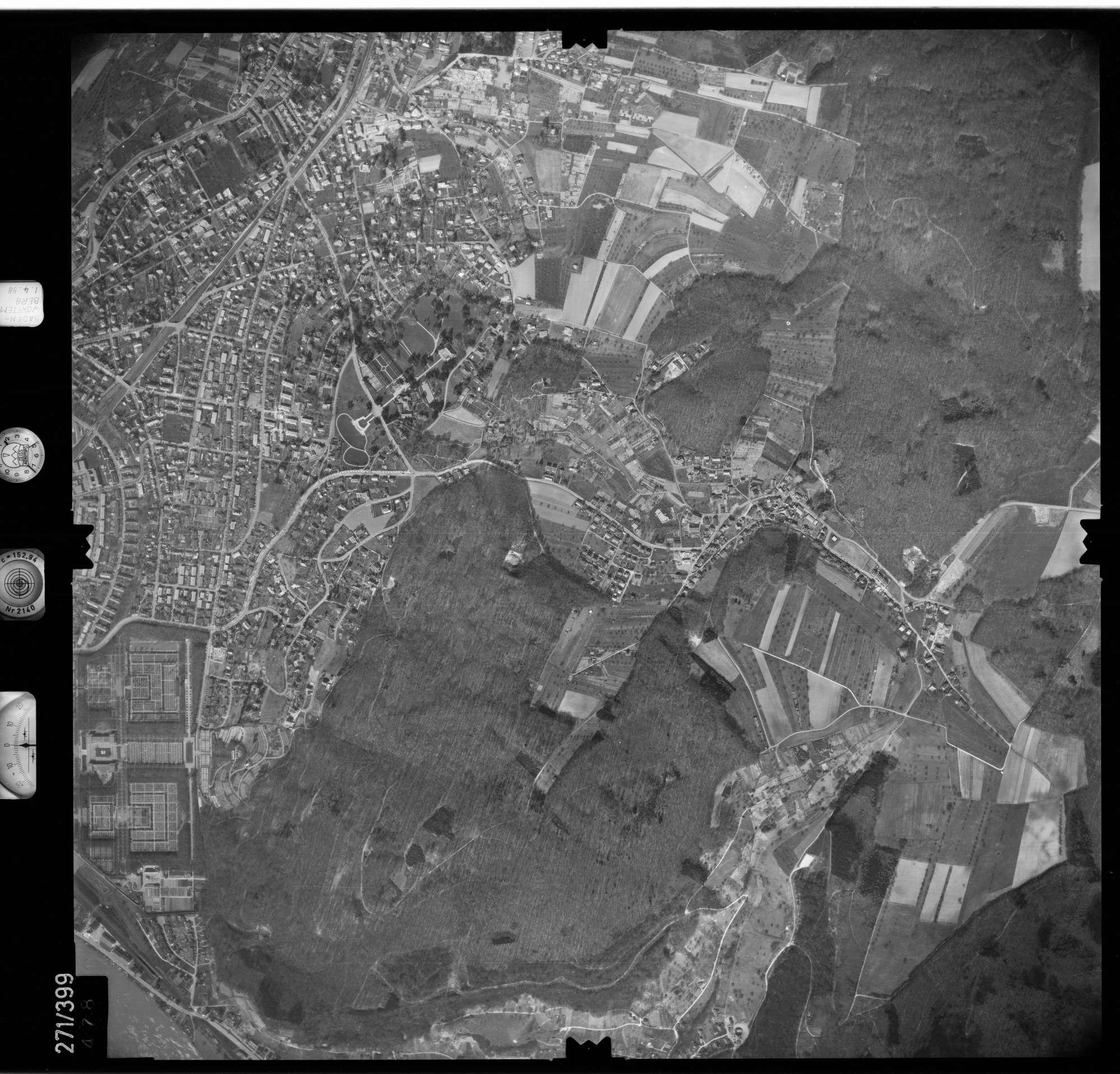 Luftbild: Film 81 Bildnr. 478, Bild 1