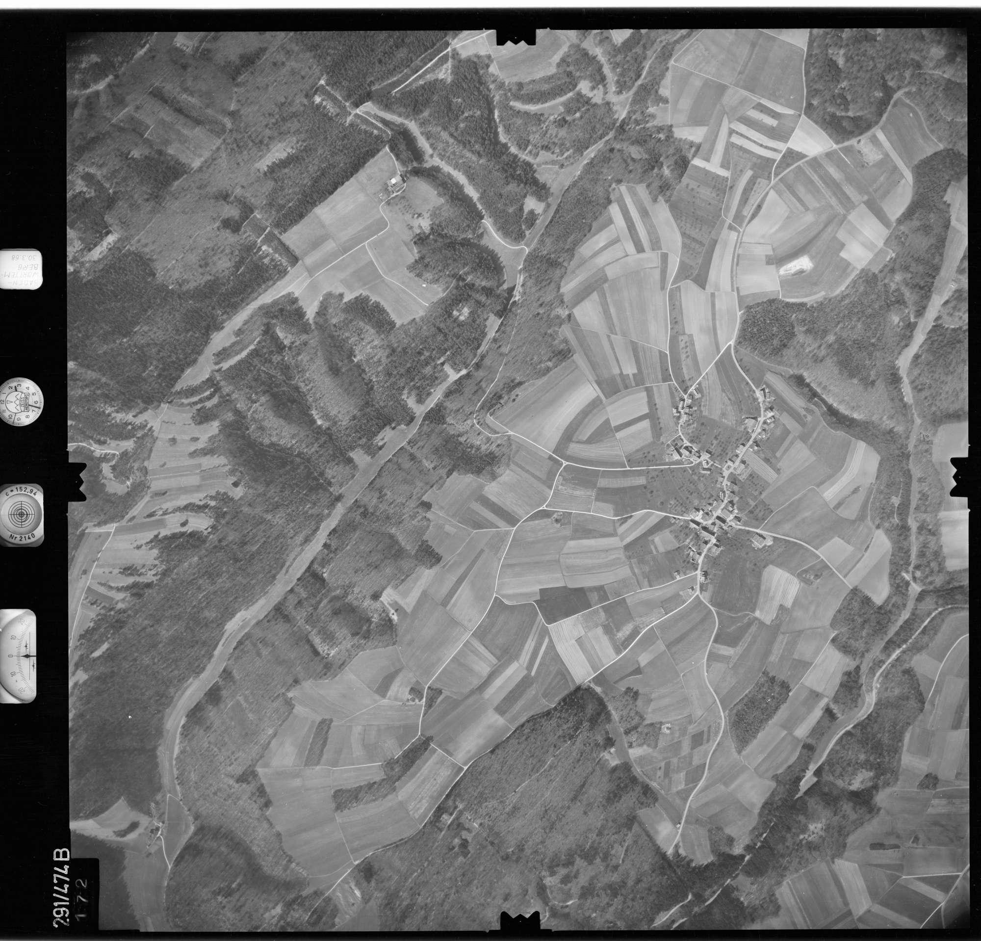 Luftbild: Film 78 Bildnr. 172, Bild 1
