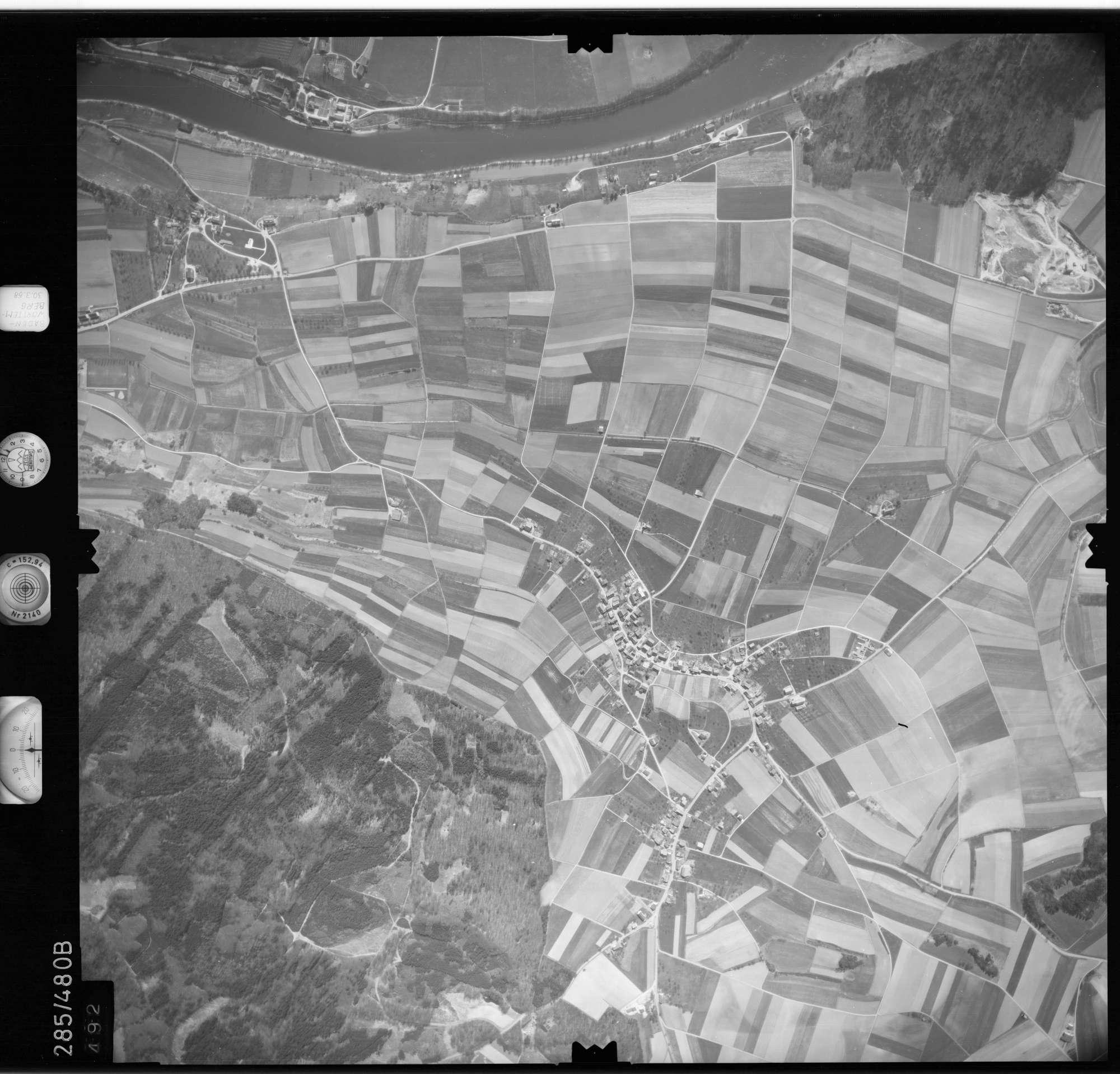 Luftbild: Film 79 Bildnr. 492, Bild 1
