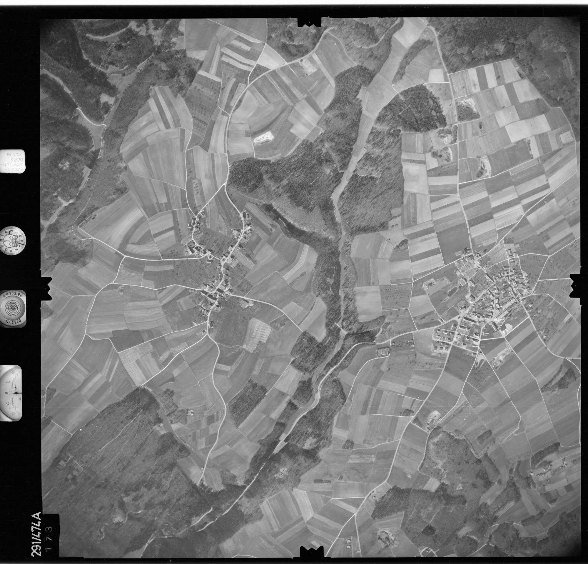 Luftbild: Film 78 Bildnr. 173, Bild 1