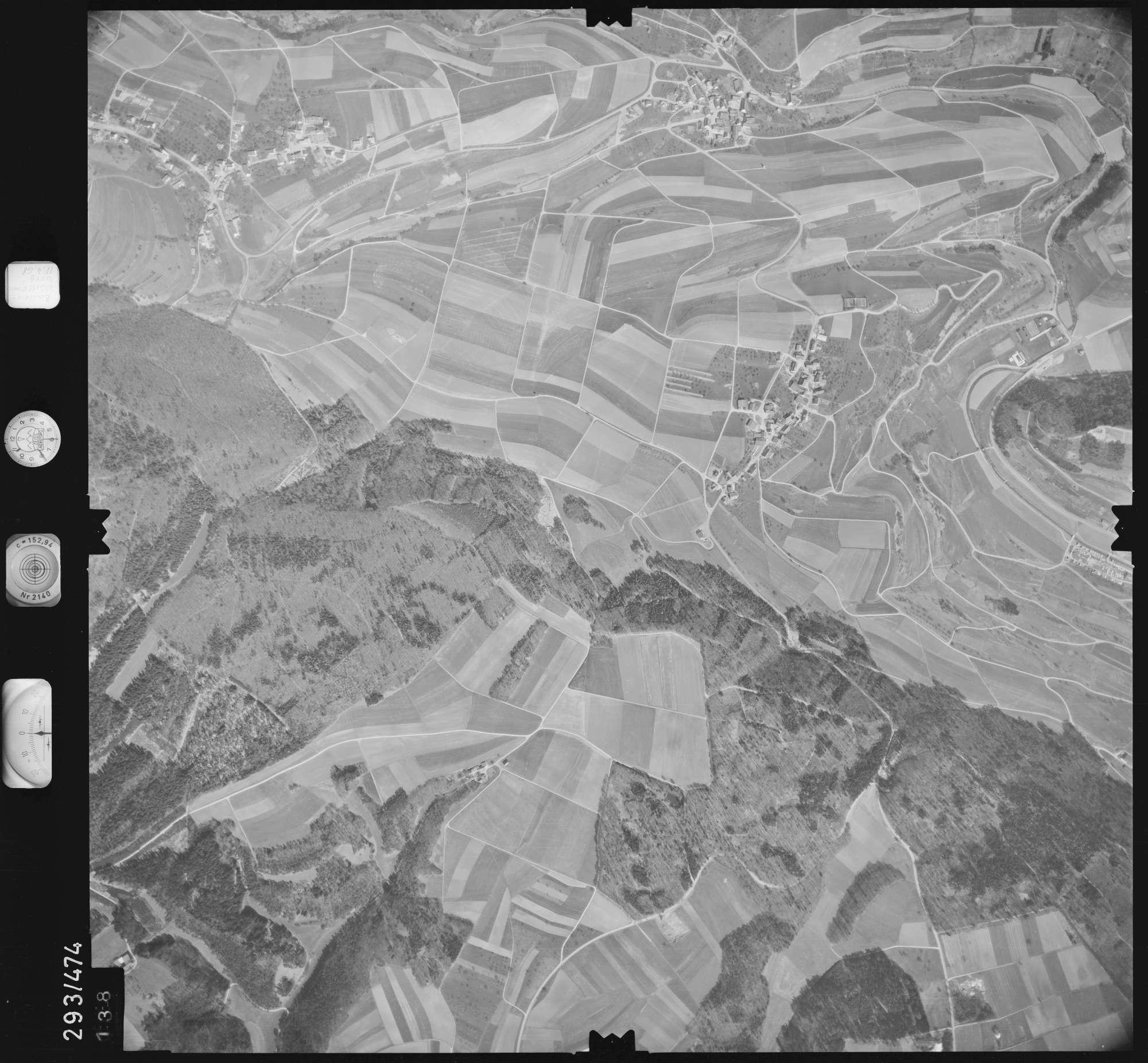 Luftbild: Film 43 Bildnr. 138, Bild 1