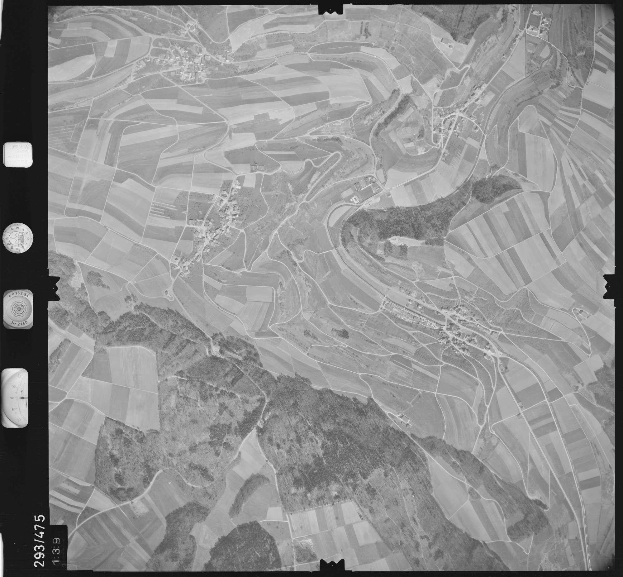 Luftbild: Film 43 Bildnr. 139, Bild 1