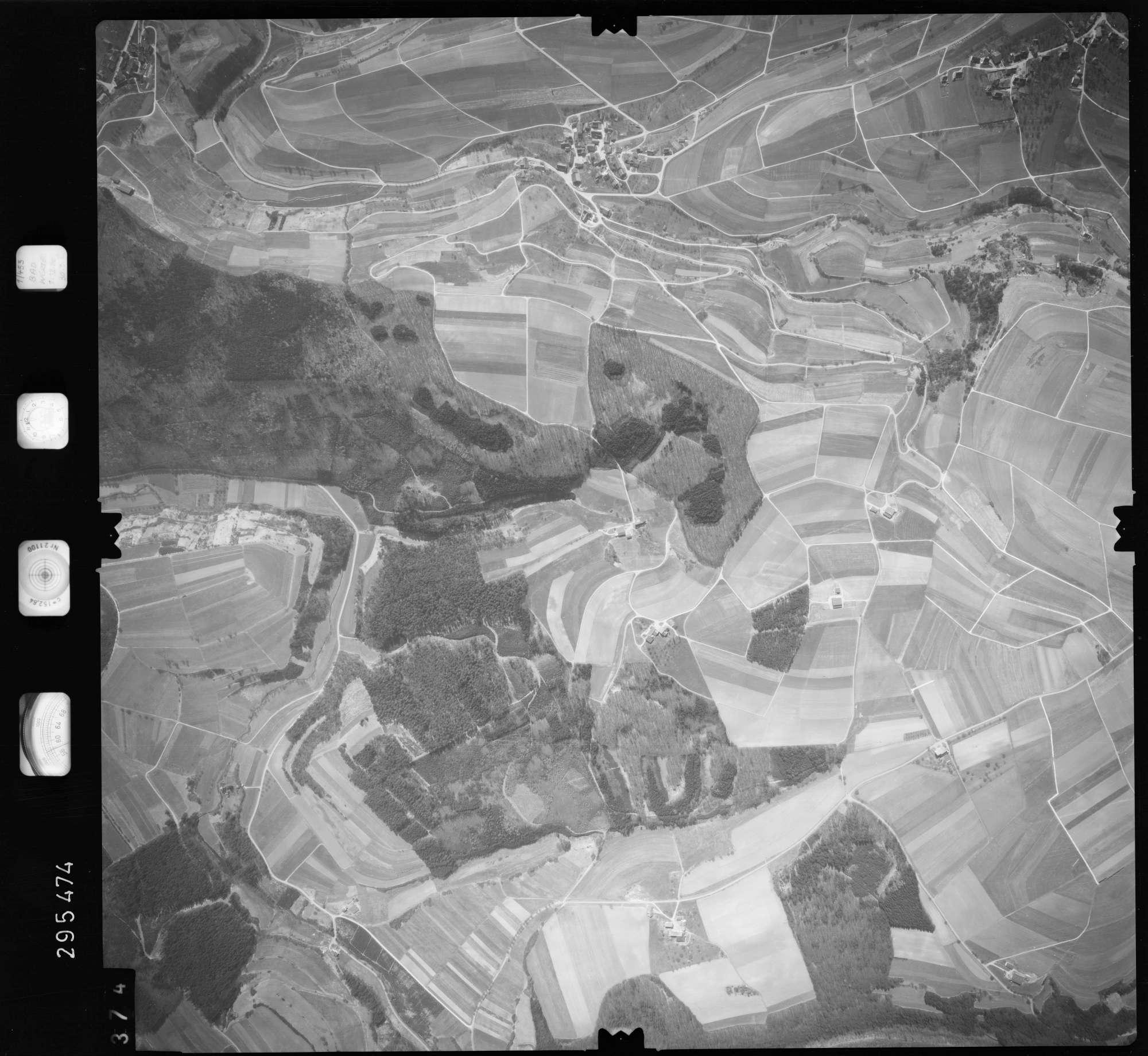Luftbild: Film 69 Bildnr. 374, Bild 1