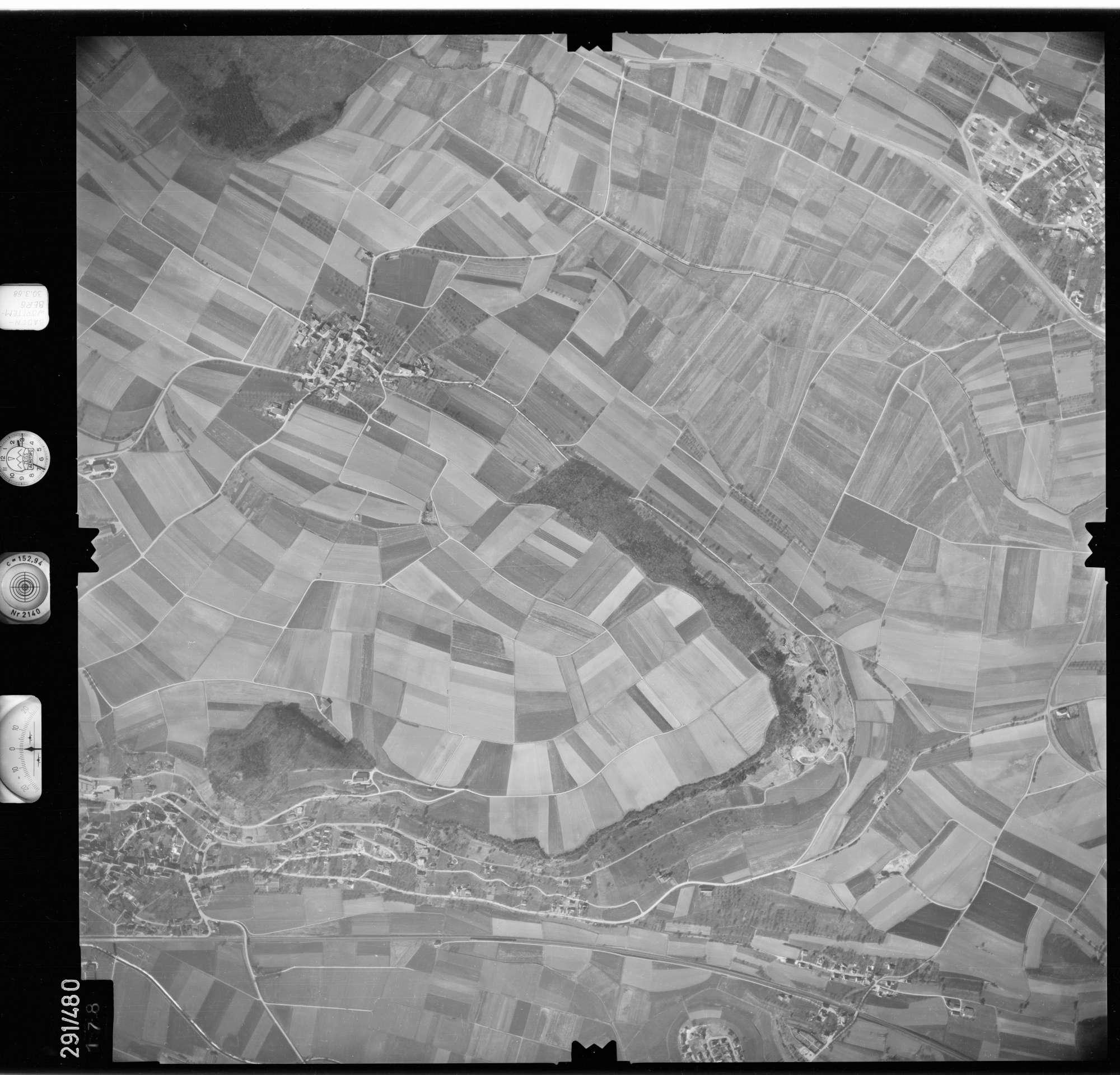 Luftbild: Film 78 Bildnr. 178, Bild 1