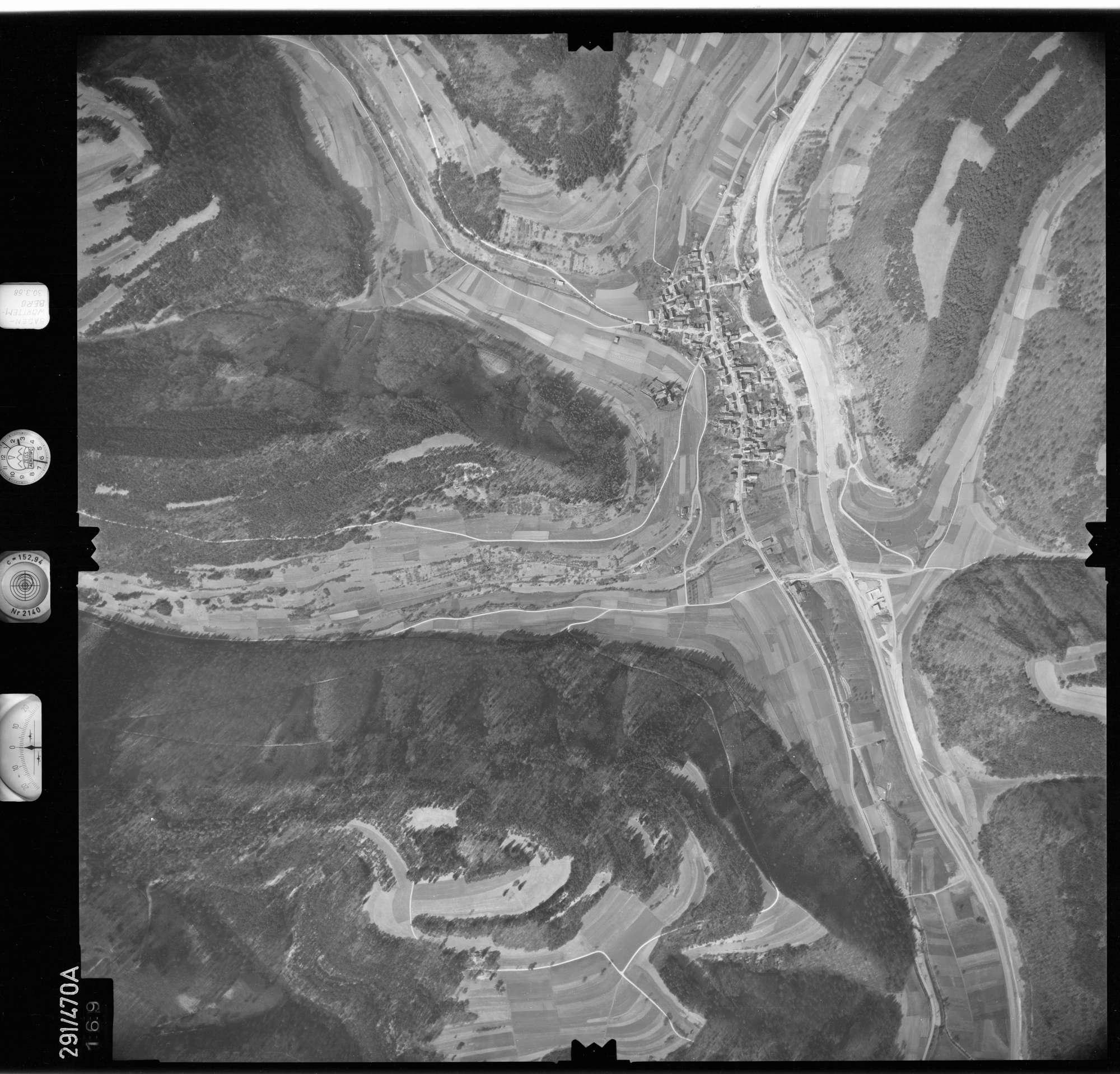 Luftbild: Film 78 Bildnr. 169, Bild 1