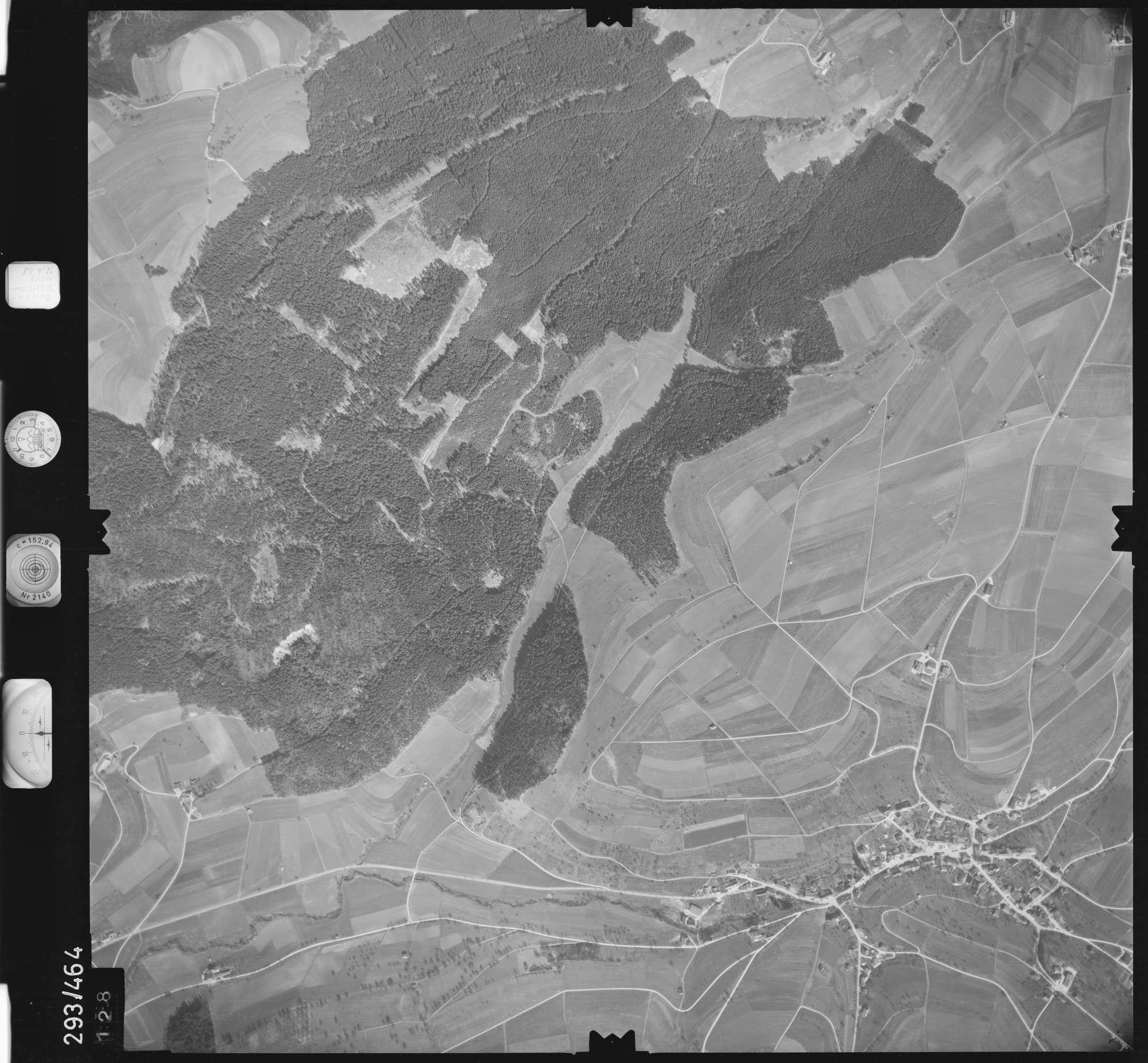 Luftbild: Film 43 Bildnr. 128, Bild 1