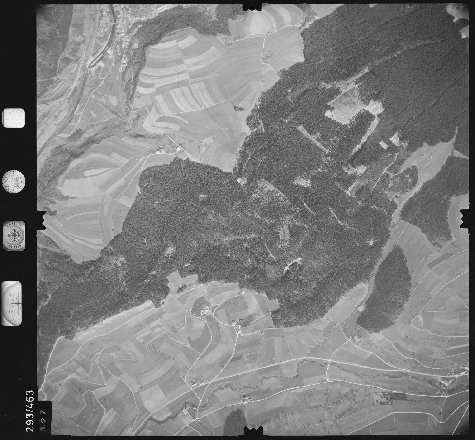 Luftbild: Film 43 Bildnr. 127, Bild 1