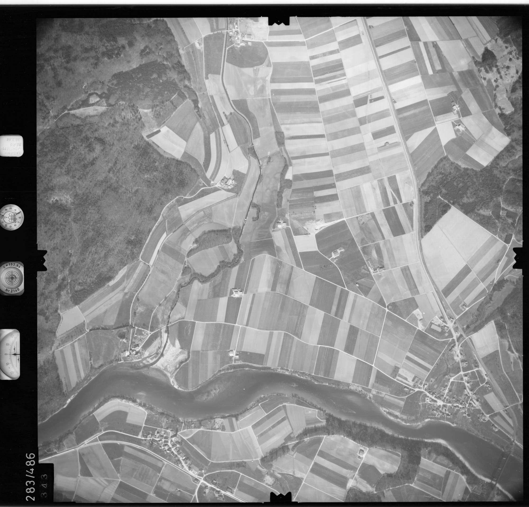 Luftbild: Film 79 Bildnr. 343, Bild 1