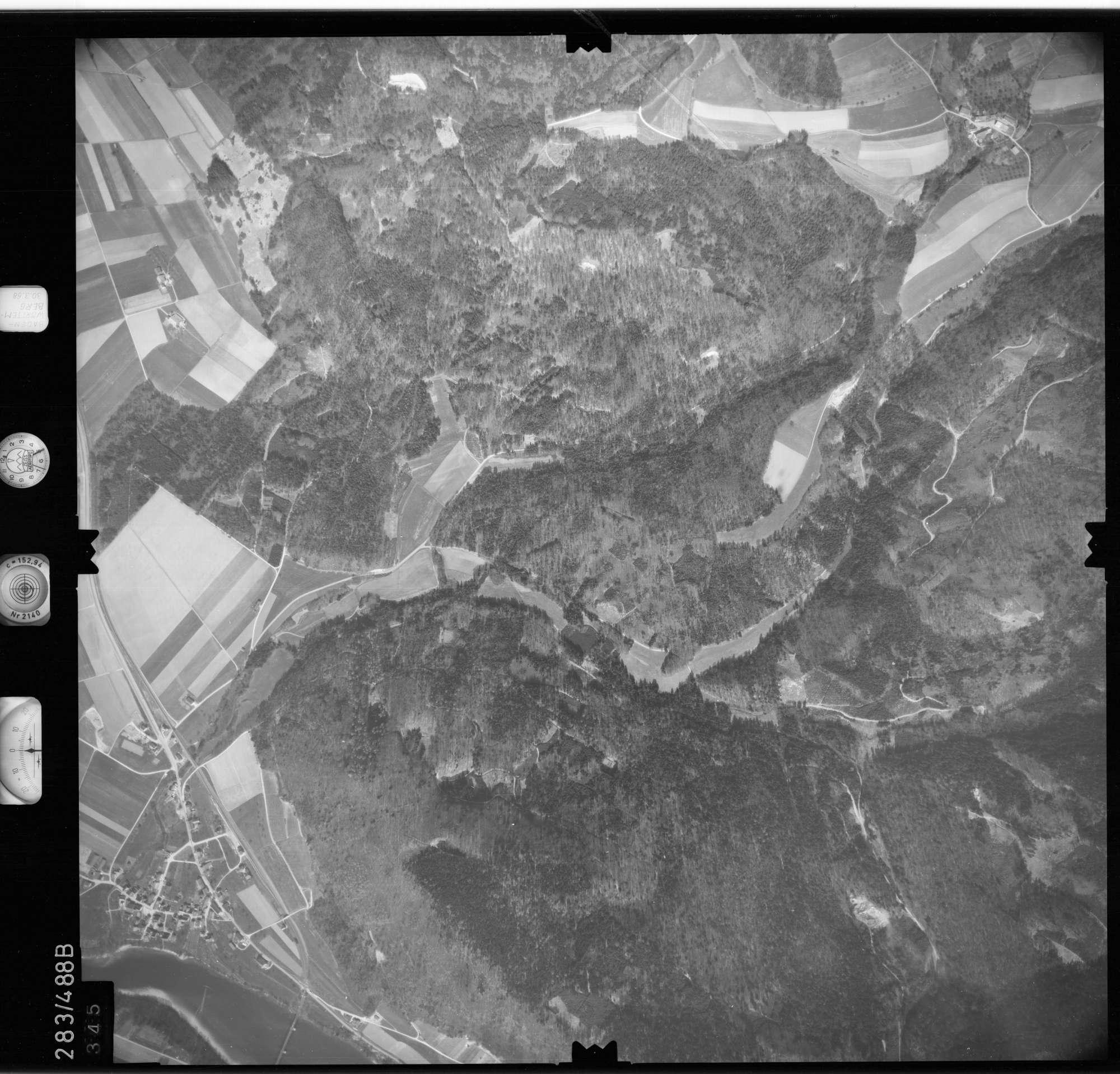 Luftbild: Film 79 Bildnr. 345, Bild 1