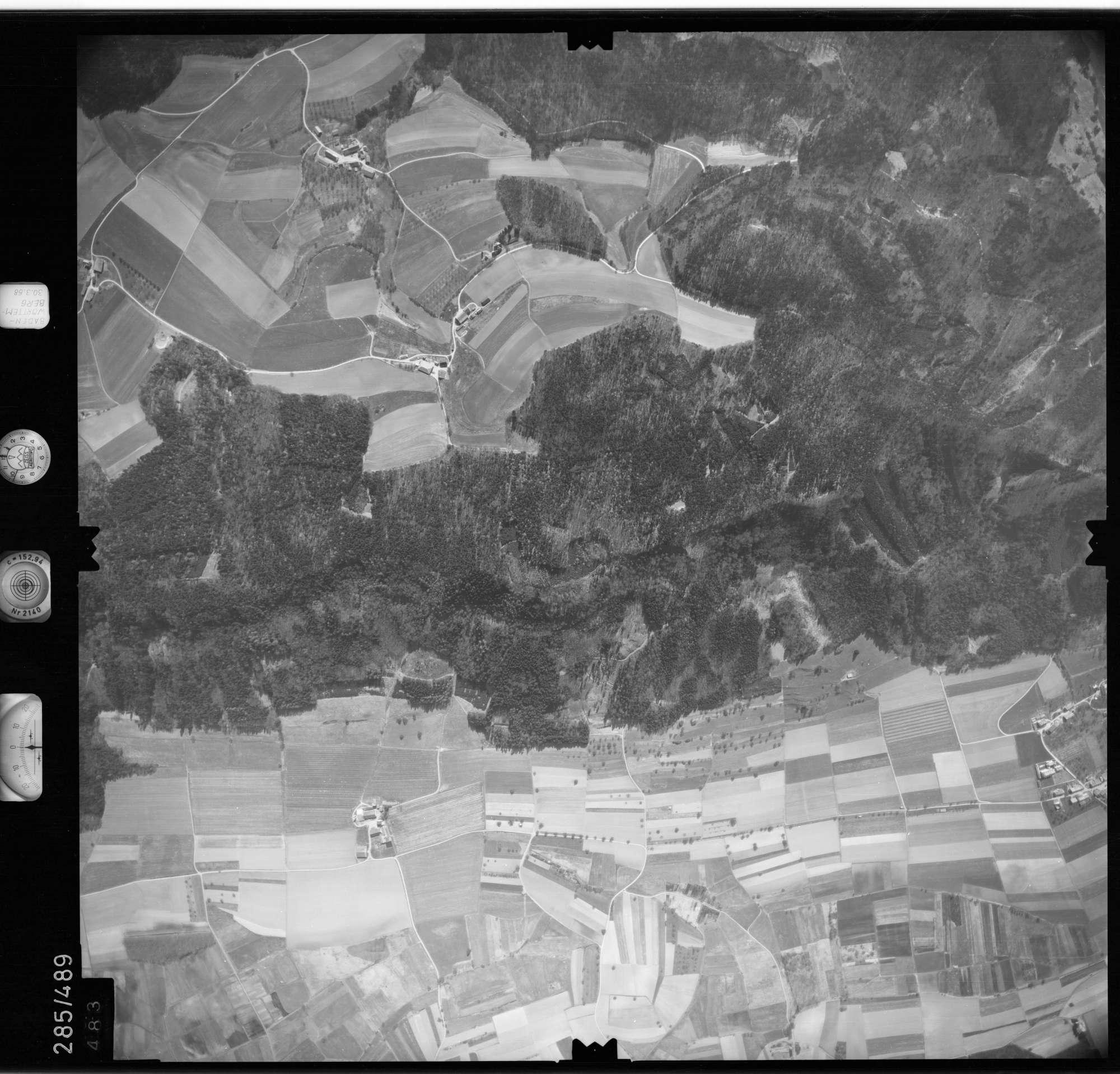 Luftbild: Film 79 Bildnr. 483, Bild 1