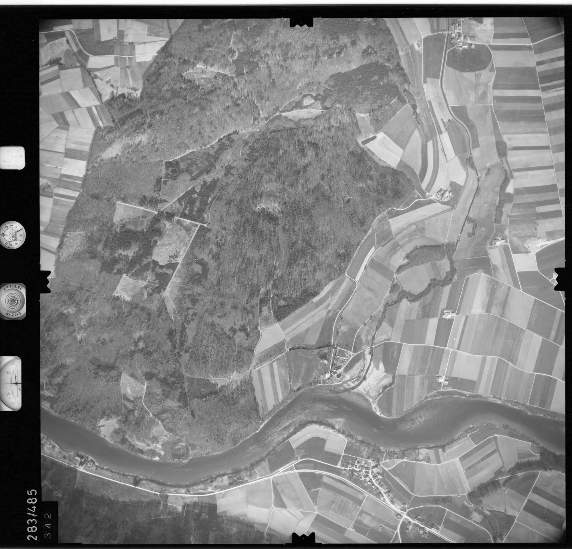 Luftbild: Film 79 Bildnr. 342, Bild 1